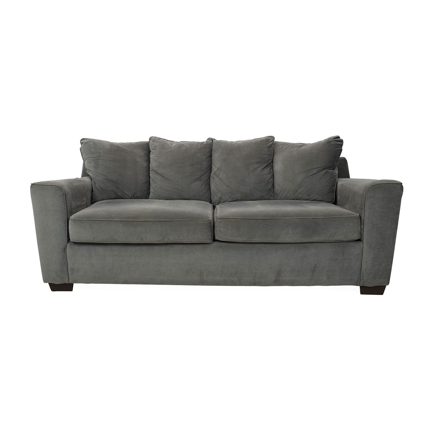 [%53% Off – Jennifer Convertibles Jennifer Convertibles Grey Couch Pertaining To Current Jennifer Sofas|Jennifer Sofas Within Well Known 53% Off – Jennifer Convertibles Jennifer Convertibles Grey Couch|Preferred Jennifer Sofas Within 53% Off – Jennifer Convertibles Jennifer Convertibles Grey Couch|Fashionable 53% Off – Jennifer Convertibles Jennifer Convertibles Grey Couch With Regard To Jennifer Sofas%] (View 5 of 15)