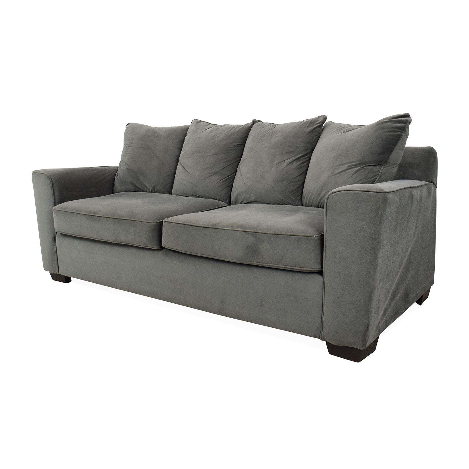 [%53% Off – Jennifer Convertibles Jennifer Convertibles Grey Couch Within Well Liked Jennifer Sofas|Jennifer Sofas Regarding Fashionable 53% Off – Jennifer Convertibles Jennifer Convertibles Grey Couch|Current Jennifer Sofas Regarding 53% Off – Jennifer Convertibles Jennifer Convertibles Grey Couch|Most Up To Date 53% Off – Jennifer Convertibles Jennifer Convertibles Grey Couch With Jennifer Sofas%] (View 3 of 15)