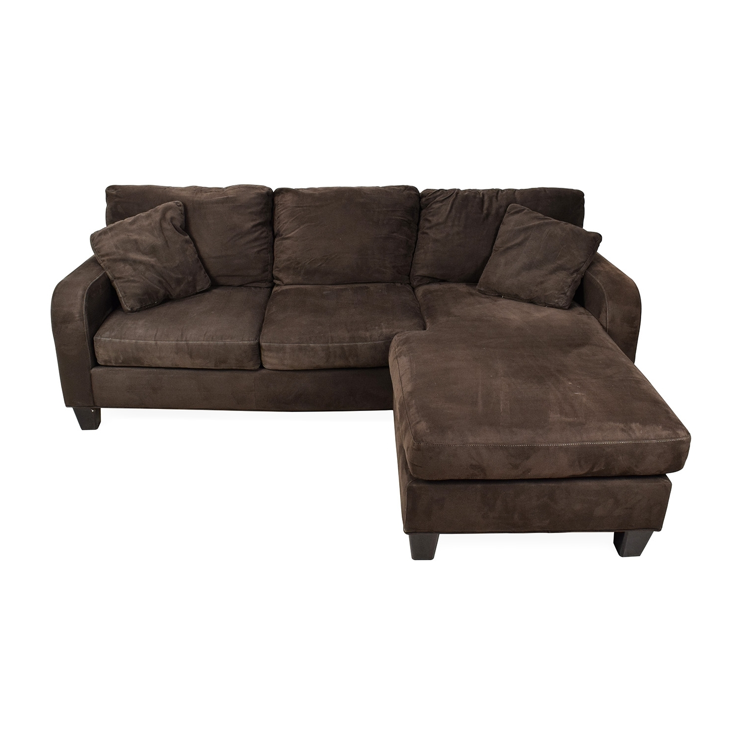 [%55% Off – Ms. Chesterfield Blue Tufted Left Chaise Sectional / Sofas For Well Known Microfiber Chaises|Microfiber Chaises With Most Up To Date 55% Off – Ms. Chesterfield Blue Tufted Left Chaise Sectional / Sofas|Favorite Microfiber Chaises In 55% Off – Ms. Chesterfield Blue Tufted Left Chaise Sectional / Sofas|Most Recent 55% Off – Ms (View 3 of 15)