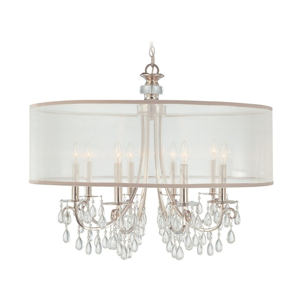 5628 for Crystal Chandeliers With Shades