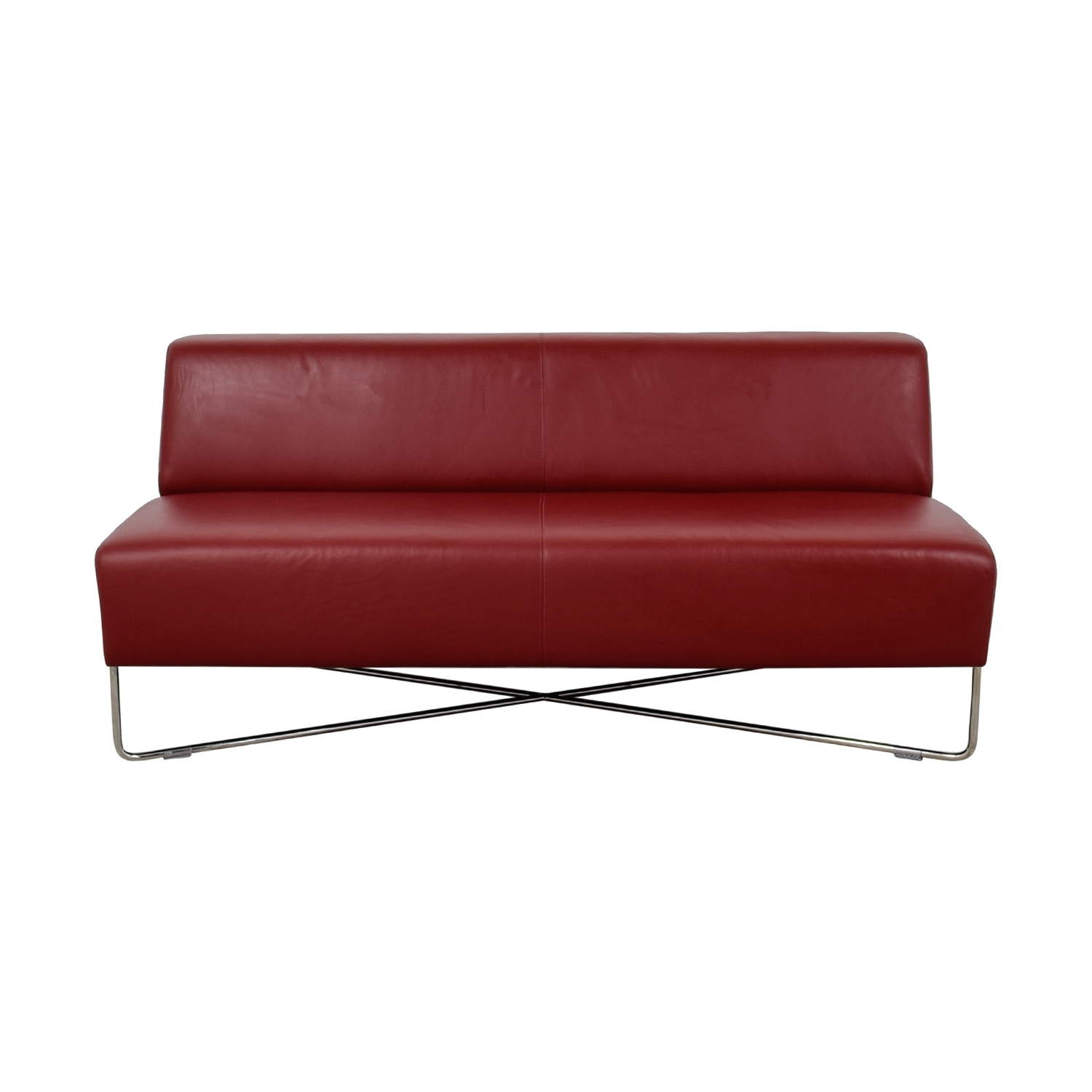 [%59% Off – Ikea Ikea Kivik Grey Chaise / Sofas Pertaining To Most Popular Red Chaises|Red Chaises Within Fashionable 59% Off – Ikea Ikea Kivik Grey Chaise / Sofas|Fashionable Red Chaises Intended For 59% Off – Ikea Ikea Kivik Grey Chaise / Sofas|Latest 59% Off – Ikea Ikea Kivik Grey Chaise / Sofas With Red Chaises%] (View 1 of 15)