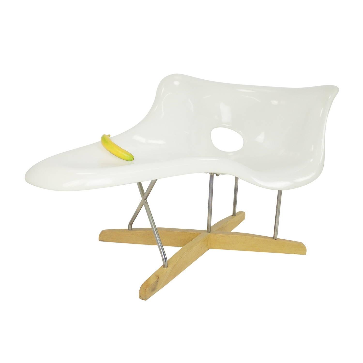 [%63% Off – Eames Replica Of La Chaise La Chaise Replica Lounge Pertaining To Well Liked Eames Chaises Eames Chaises With Famous 63% Off – Eames Replica Of La Chaise La Chaise Replica Lounge Favorite Eames Chaises Pertaining To 63% Off – Eames Replica Of La Chaise La Chaise Replica Lounge Preferred 63% Off – Eames Replica Of La Chaise La Chaise Replica Lounge For Eames Chaises%] (View 8 of 15)