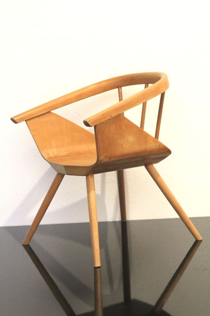 65 Best Vintage Chairs For Children – Chaises D'enfants Vintage With Regard To Recent Kids Chaises (Gallery 14 of 15)