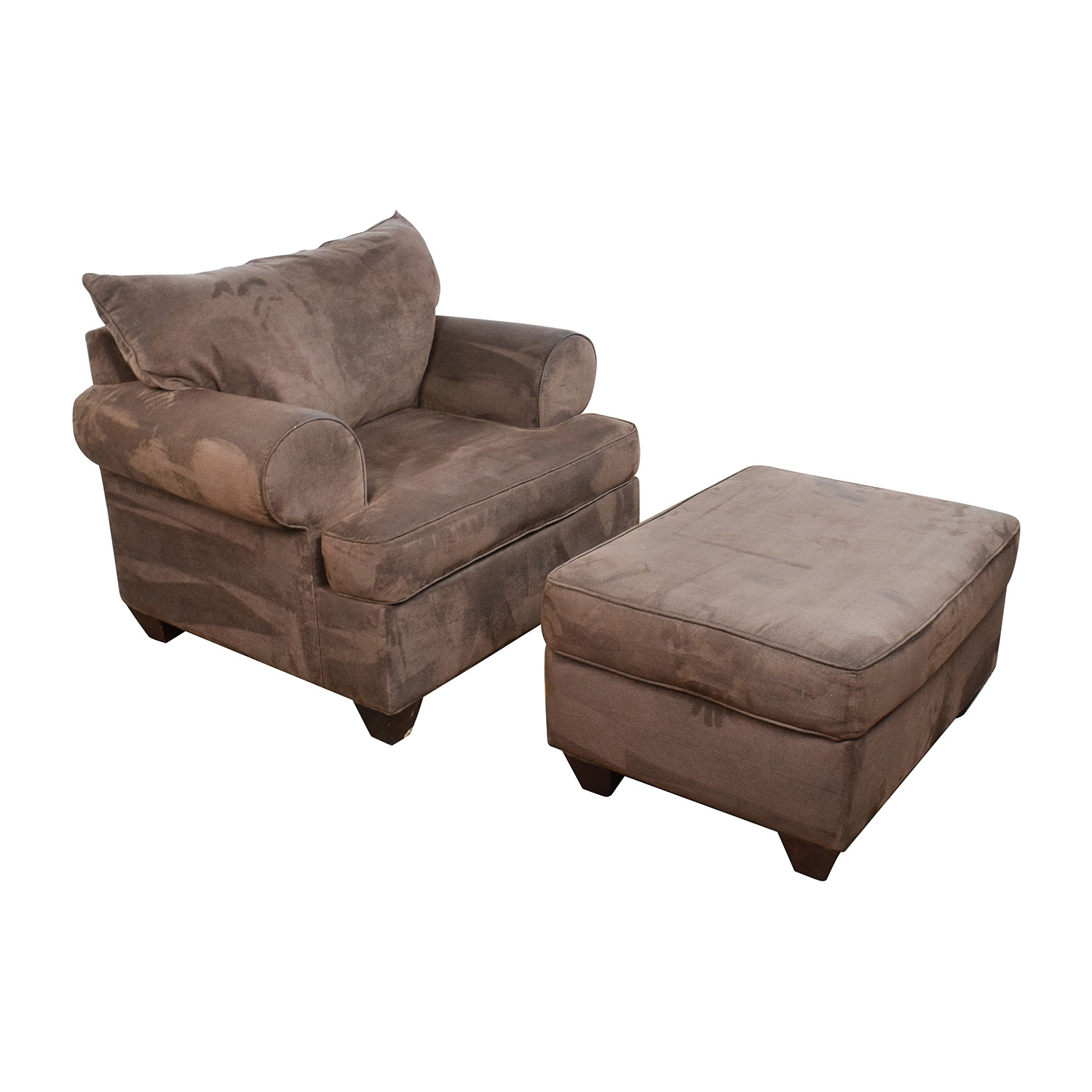 [%67% Off – Dark Brown Sofa Chair With Ottoman / Chairs Inside Popular Brown Sofa Chairs|Brown Sofa Chairs Regarding Most Up To Date 67% Off – Dark Brown Sofa Chair With Ottoman / Chairs|Most Recent Brown Sofa Chairs Intended For 67% Off – Dark Brown Sofa Chair With Ottoman / Chairs|Trendy 67% Off – Dark Brown Sofa Chair With Ottoman / Chairs In Brown Sofa Chairs%] (View 5 of 15)