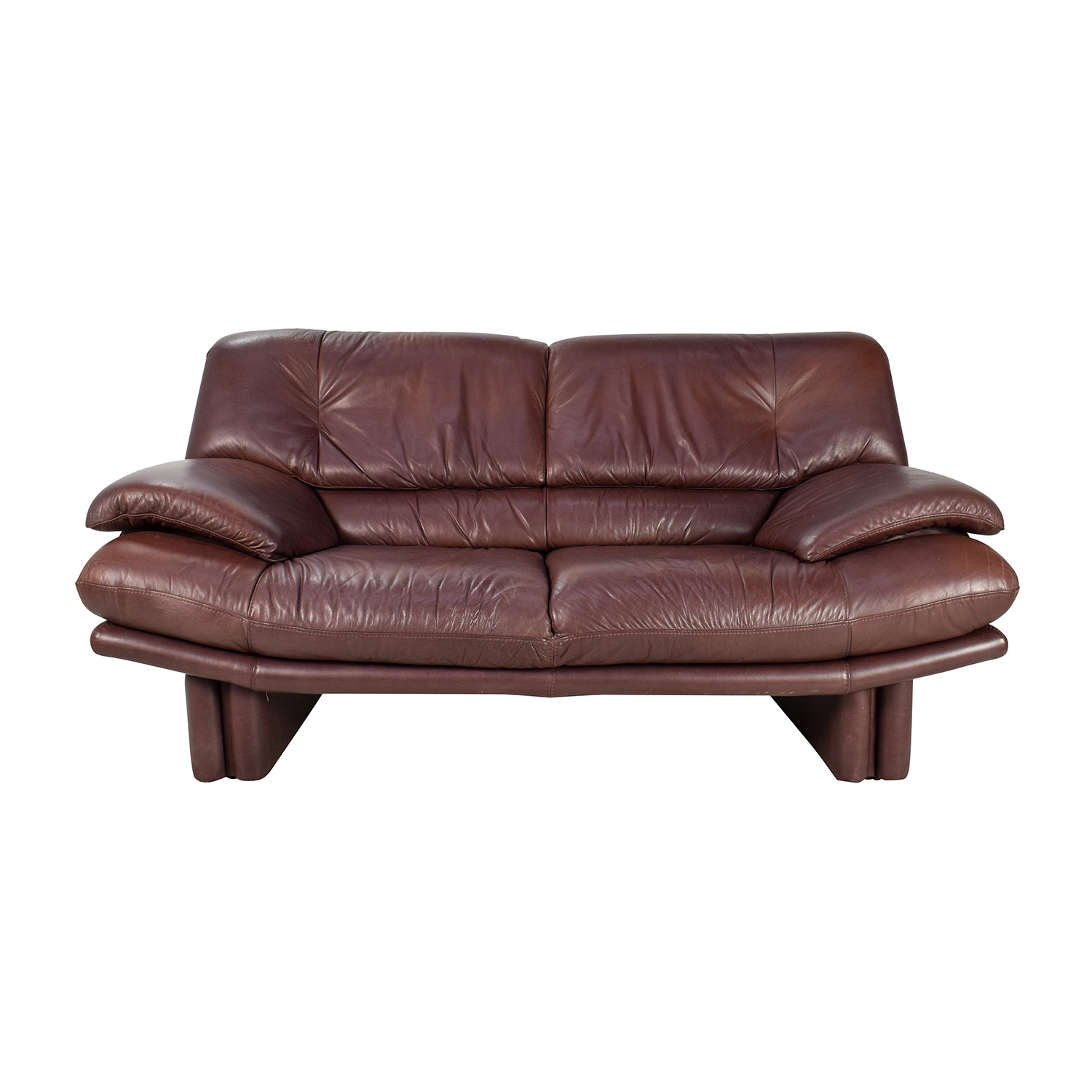 [%67% Off – Maurice Villency Maurice Villency Brown Leather Sofa / Sofas For Most Current Canterbury Leather Sofas|Canterbury Leather Sofas For Well Liked 67% Off – Maurice Villency Maurice Villency Brown Leather Sofa / Sofas|Most Popular Canterbury Leather Sofas Inside 67% Off – Maurice Villency Maurice Villency Brown Leather Sofa / Sofas|Current 67% Off – Maurice Villency Maurice Villency Brown Leather Sofa / Sofas With Canterbury Leather Sofas%] (View 1 of 15)