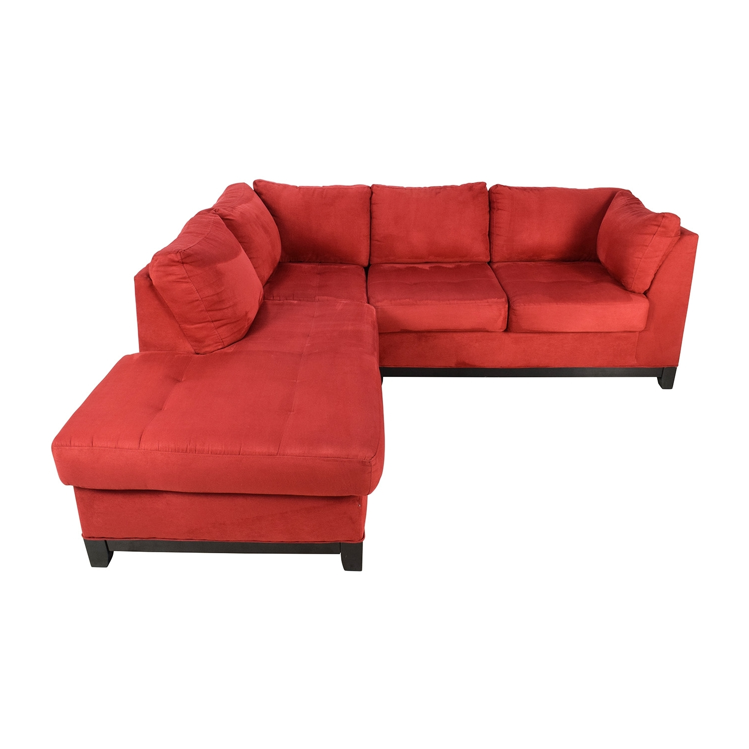 [%67% Off – Raymour And Flanigan Raymour & Flanigan Zella Red Inside Most Recently Released Sectional Sofas At Raymour And Flanigan|Sectional Sofas At Raymour And Flanigan Regarding Most Recent 67% Off – Raymour And Flanigan Raymour & Flanigan Zella Red|Most Recently Released Sectional Sofas At Raymour And Flanigan Inside 67% Off – Raymour And Flanigan Raymour & Flanigan Zella Red|Famous 67% Off – Raymour And Flanigan Raymour & Flanigan Zella Red Within Sectional Sofas At Raymour And Flanigan%] (View 4 of 15)