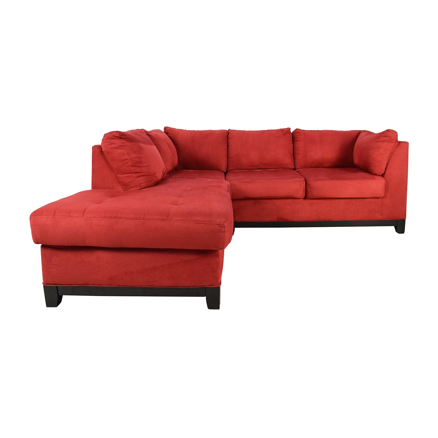 [%67% Off – Raymour And Flanigan Raymour & Flanigan Zella Red Intended For Well Known Sectional Sofas At Raymour And Flanigan|Sectional Sofas At Raymour And Flanigan With Regard To Trendy 67% Off – Raymour And Flanigan Raymour & Flanigan Zella Red|Most Recent Sectional Sofas At Raymour And Flanigan With Regard To 67% Off – Raymour And Flanigan Raymour & Flanigan Zella Red|Recent 67% Off – Raymour And Flanigan Raymour & Flanigan Zella Red In Sectional Sofas At Raymour And Flanigan%] (View 4 of 15)