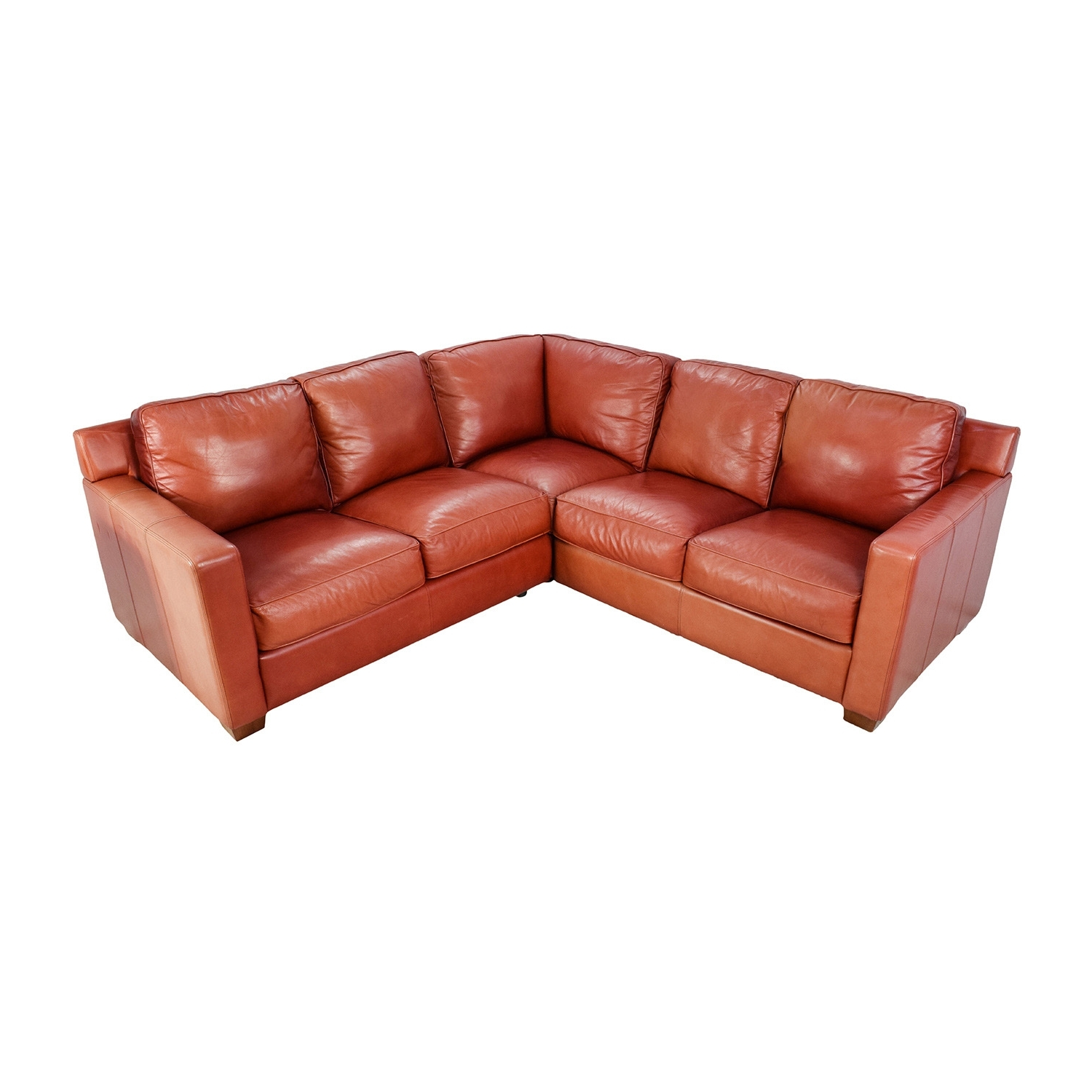 [%68% Off – Thomasville Thomasville Red Leather Sectional / Sofas With Widely Used Thomasville Sectional Sofas|Thomasville Sectional Sofas Regarding Most Current 68% Off – Thomasville Thomasville Red Leather Sectional / Sofas|Fashionable Thomasville Sectional Sofas For 68% Off – Thomasville Thomasville Red Leather Sectional / Sofas|Recent 68% Off – Thomasville Thomasville Red Leather Sectional / Sofas Inside Thomasville Sectional Sofas%] (View 14 of 15)