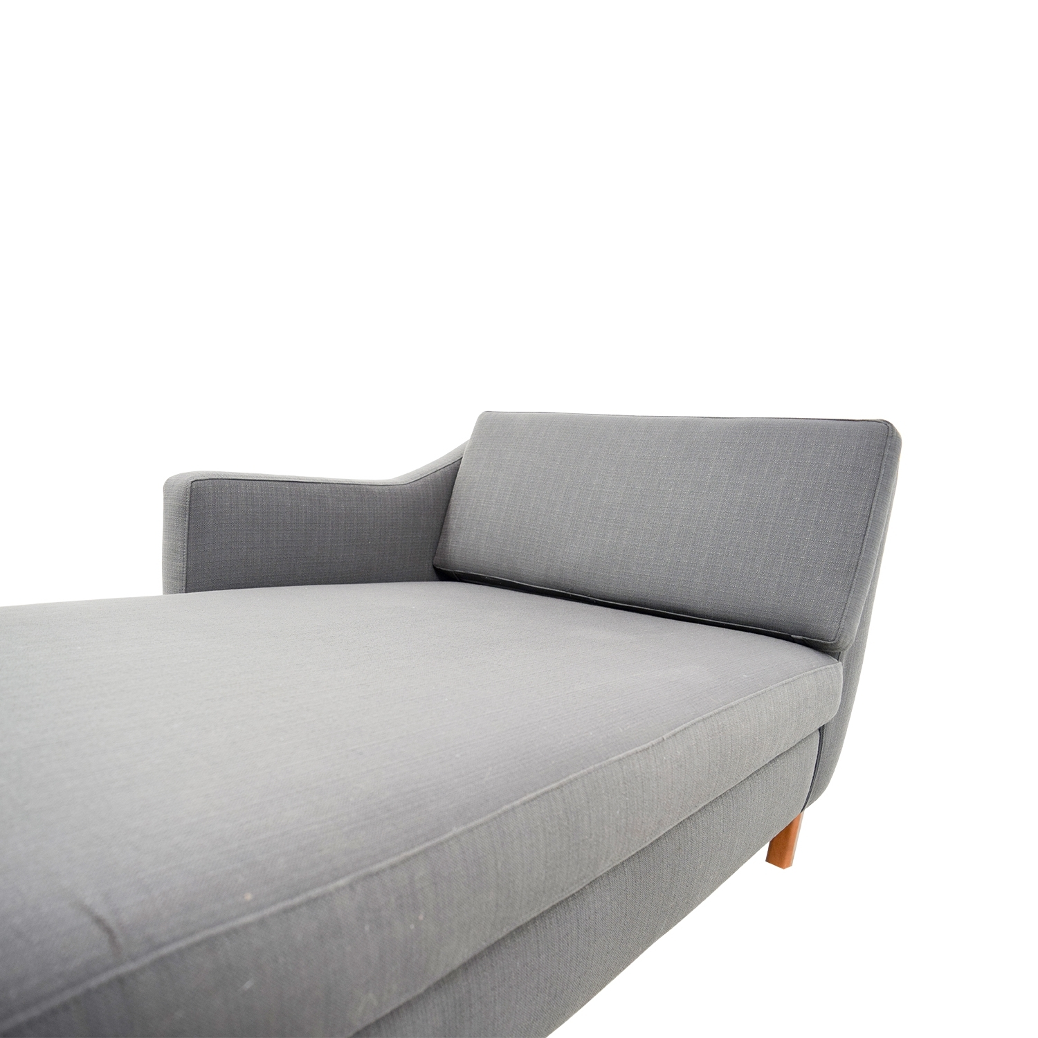 [%72% Off – Benchmade Modern Benchmade Modern Gray Single Arm Chaise With Regard To Well Known Gray Chaises|Gray Chaises In Current 72% Off – Benchmade Modern Benchmade Modern Gray Single Arm Chaise|Most Recently Released Gray Chaises Inside 72% Off – Benchmade Modern Benchmade Modern Gray Single Arm Chaise|Favorite 72% Off – Benchmade Modern Benchmade Modern Gray Single Arm Chaise Intended For Gray Chaises%] (View 8 of 15)