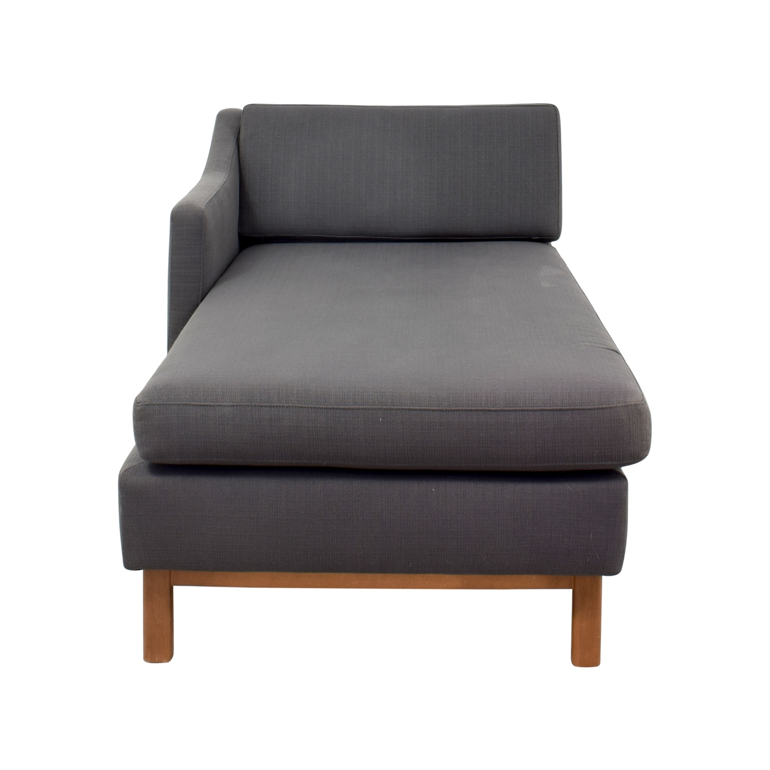 [%72% Off – Benchmade Modern Benchmade Modern Gray Single Arm Chaise Within Most Up To Date Gray Chaises|Gray Chaises Within Well Liked 72% Off – Benchmade Modern Benchmade Modern Gray Single Arm Chaise|Most Up To Date Gray Chaises Intended For 72% Off – Benchmade Modern Benchmade Modern Gray Single Arm Chaise|Most Recent 72% Off – Benchmade Modern Benchmade Modern Gray Single Arm Chaise Within Gray Chaises%] (View 9 of 15)
