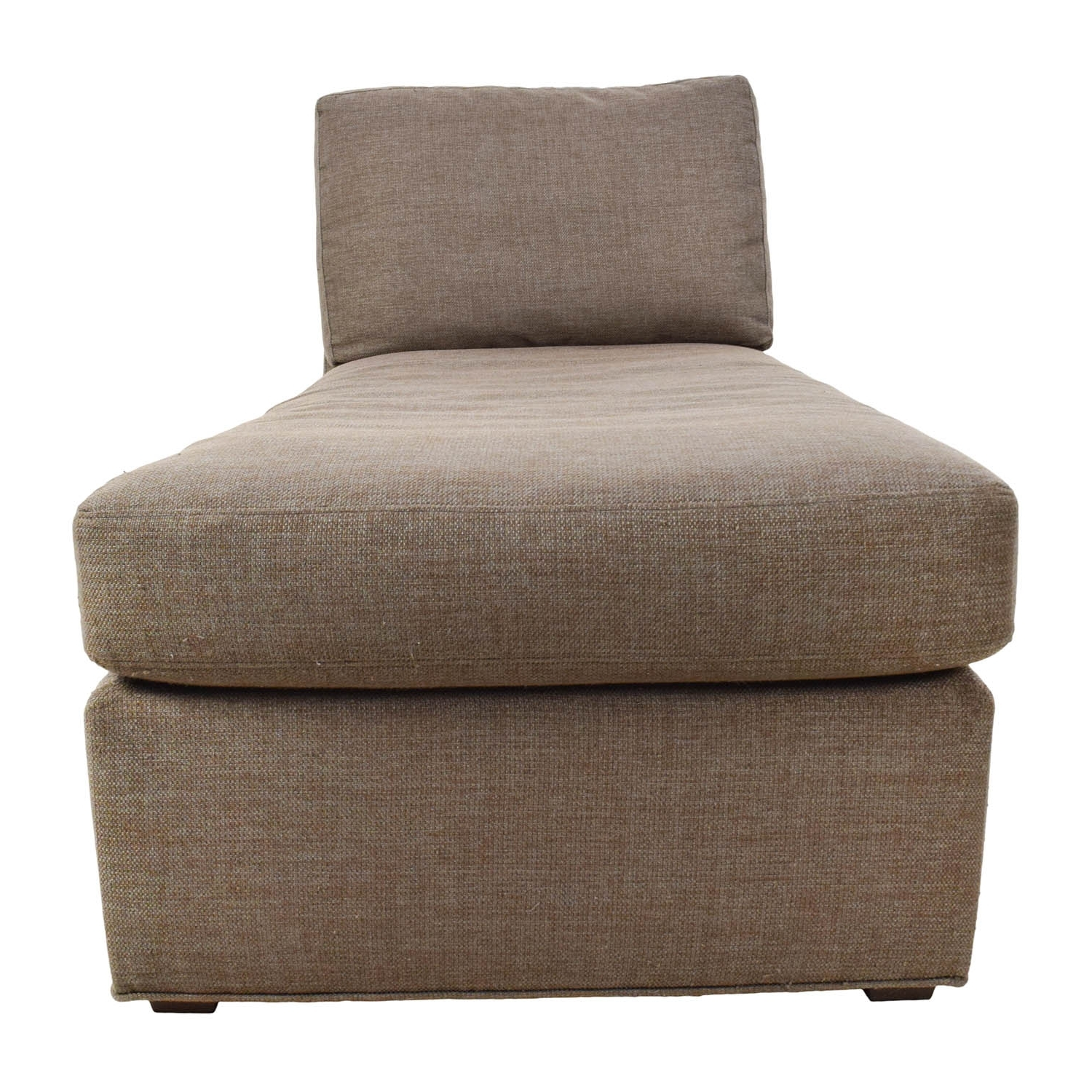 [%75% Off – Crate And Barrel Crate & Barrel Brown Chaise Lounge / Sofas With Regard To Most Current Crate And Barrel Chaises Crate And Barrel Chaises With Most Up To Date 75% Off – Crate And Barrel Crate & Barrel Brown Chaise Lounge / Sofas Well Known Crate And Barrel Chaises Inside 75% Off – Crate And Barrel Crate & Barrel Brown Chaise Lounge / Sofas Most Current 75% Off – Crate And Barrel Crate & Barrel Brown Chaise Lounge / Sofas Within Crate And Barrel Chaises%] (View 2 of 15)