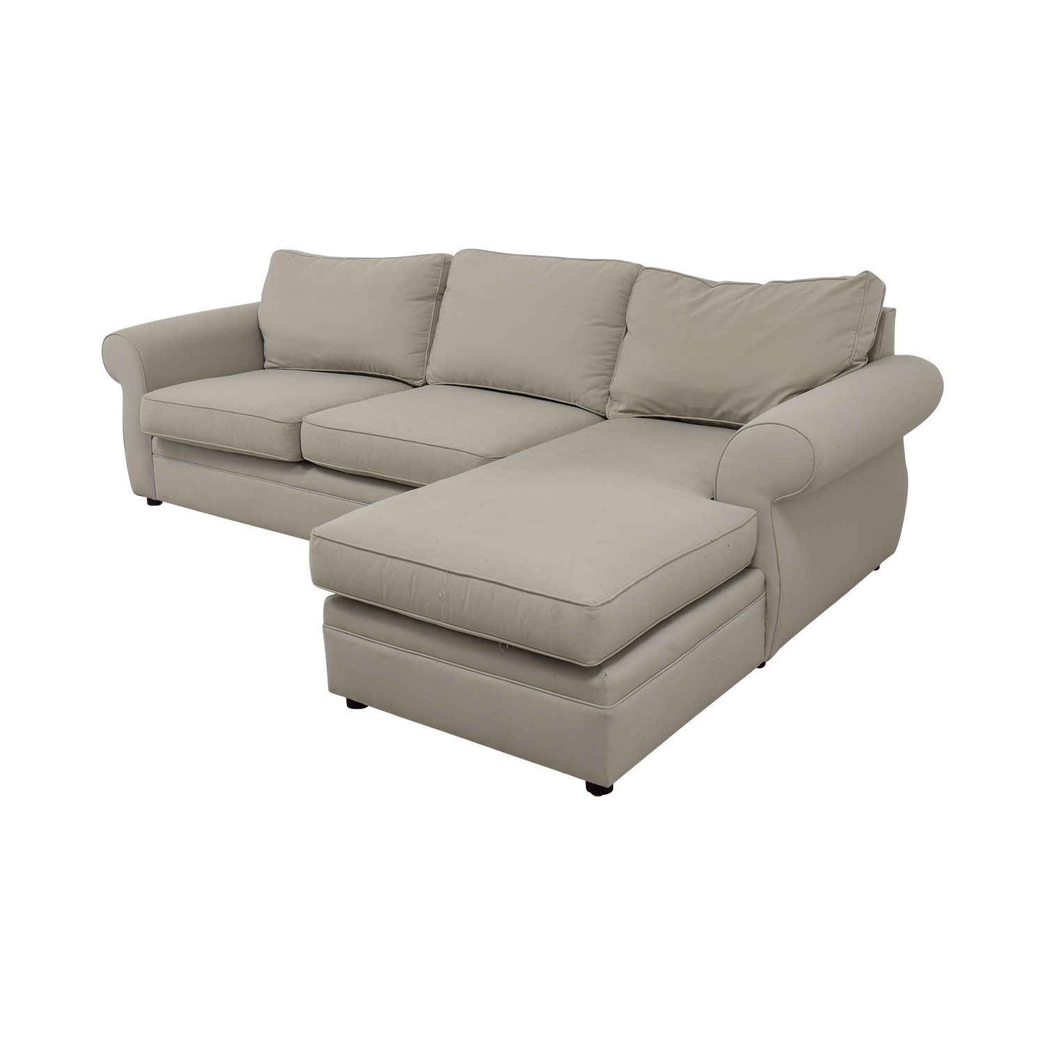 [%76% Off – Pottery Barn Pottery Barn Townsend Cream Upholstered With Widely Used Pottery Barn Chaises|Pottery Barn Chaises Regarding Most Popular 76% Off – Pottery Barn Pottery Barn Townsend Cream Upholstered|Current Pottery Barn Chaises Pertaining To 76% Off – Pottery Barn Pottery Barn Townsend Cream Upholstered|2018 76% Off – Pottery Barn Pottery Barn Townsend Cream Upholstered Throughout Pottery Barn Chaises%] (View 4 of 15)