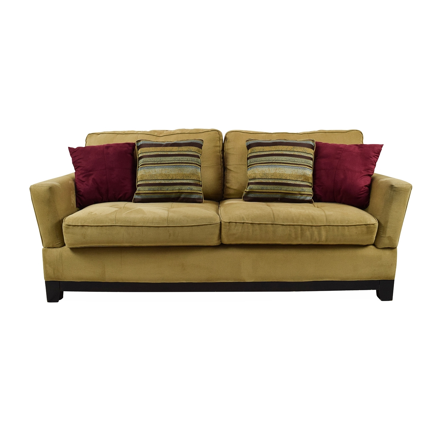 [%78% Off – Jennifer Convertibles Jennifer Convertibles Tan Sofa / Sofas Throughout Popular Jennifer Sofas|Jennifer Sofas Inside Most Recently Released 78% Off – Jennifer Convertibles Jennifer Convertibles Tan Sofa / Sofas|Famous Jennifer Sofas With 78% Off – Jennifer Convertibles Jennifer Convertibles Tan Sofa / Sofas|Trendy 78% Off – Jennifer Convertibles Jennifer Convertibles Tan Sofa / Sofas Intended For Jennifer Sofas%] (View 7 of 15)