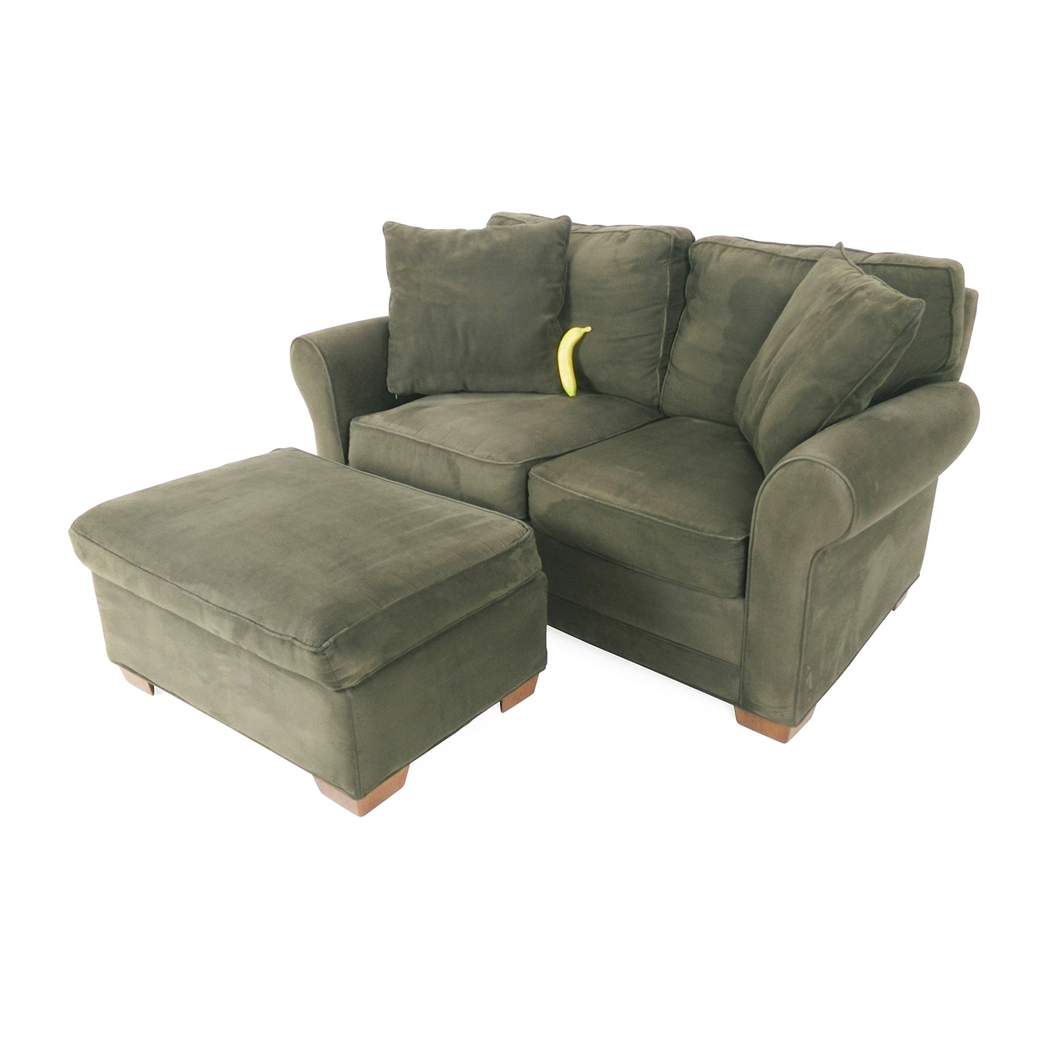 [%78% Off – Raymour And Flanigan Raymour And Flanigan Love Seat And Within Recent Loveseats With Ottoman|Loveseats With Ottoman Inside 2018 78% Off – Raymour And Flanigan Raymour And Flanigan Love Seat And|Famous Loveseats With Ottoman Throughout 78% Off – Raymour And Flanigan Raymour And Flanigan Love Seat And|Well Liked 78% Off – Raymour And Flanigan Raymour And Flanigan Love Seat And Regarding Loveseats With Ottoman%] (View 15 of 15)
