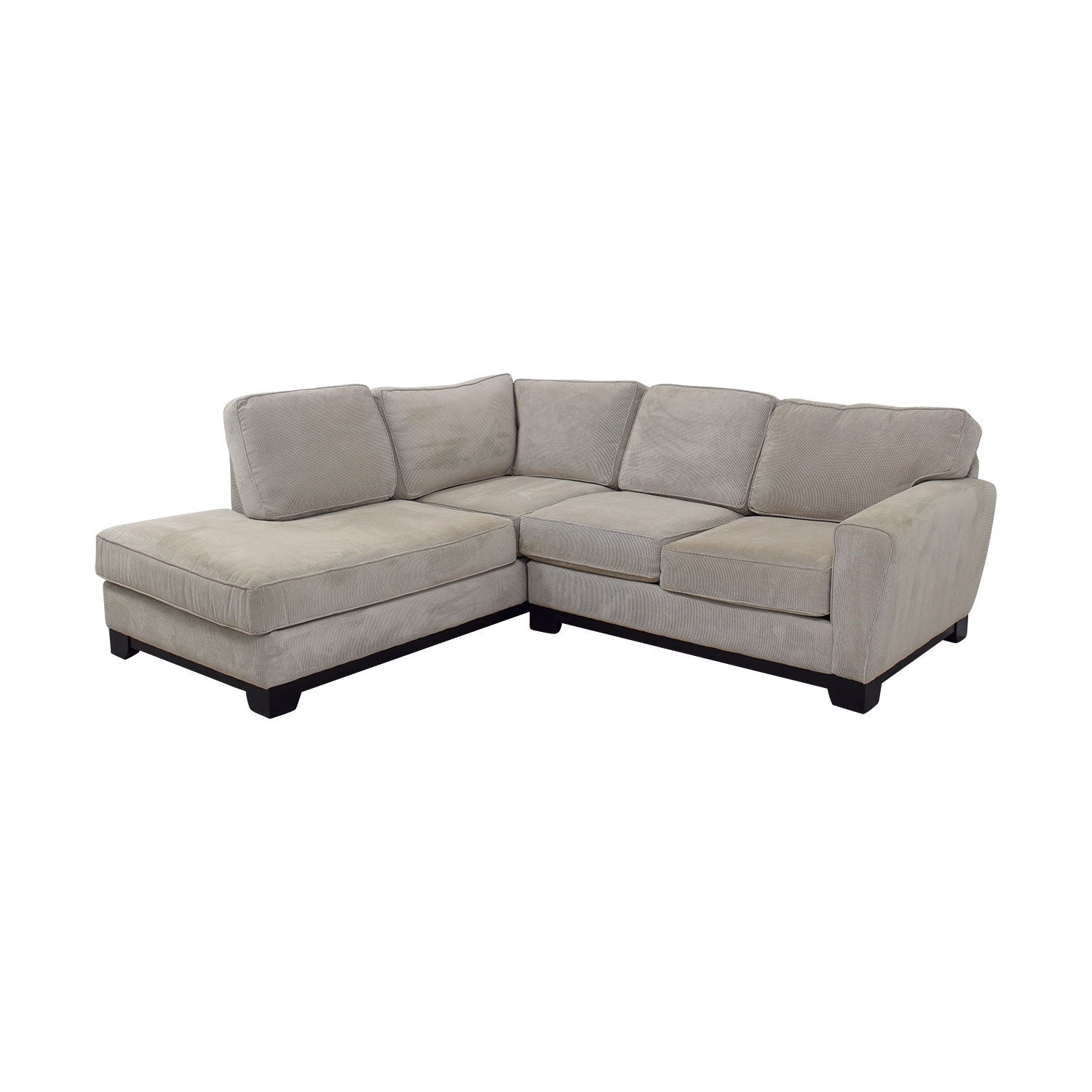 [%80% Off – Jordan's Furniture Jordan's Furniture Beige L Shaped Inside Most Up To Date Jordans Sectional Sofas|Jordans Sectional Sofas For 2017 80% Off – Jordan's Furniture Jordan's Furniture Beige L Shaped|2018 Jordans Sectional Sofas Pertaining To 80% Off – Jordan's Furniture Jordan's Furniture Beige L Shaped|Famous 80% Off – Jordan's Furniture Jordan's Furniture Beige L Shaped With Jordans Sectional Sofas%] (View 1 of 15)