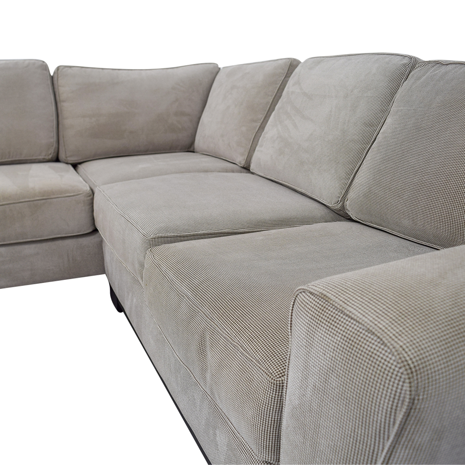 [%80% Off – Jordan's Furniture Jordan's Furniture Beige L Shaped With Regard To Trendy Jordans Sectional Sofas|Jordans Sectional Sofas With Trendy 80% Off – Jordan's Furniture Jordan's Furniture Beige L Shaped|2018 Jordans Sectional Sofas Regarding 80% Off – Jordan's Furniture Jordan's Furniture Beige L Shaped|Recent 80% Off – Jordan's Furniture Jordan's Furniture Beige L Shaped With Jordans Sectional Sofas%] (View 4 of 15)