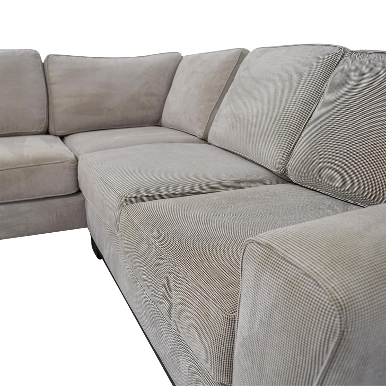 [%80% Off – Jordan's Furniture Jordan's Furniture Beige L Shaped With Regard To Trendy Jordans Sectional Sofas|Jordans Sectional Sofas With Trendy 80% Off – Jordan's Furniture Jordan's Furniture Beige L Shaped|2018 Jordans Sectional Sofas Regarding 80% Off – Jordan's Furniture Jordan's Furniture Beige L Shaped|Recent 80% Off – Jordan's Furniture Jordan's Furniture Beige L Shaped With Jordans Sectional Sofas%] (View 10 of 15)