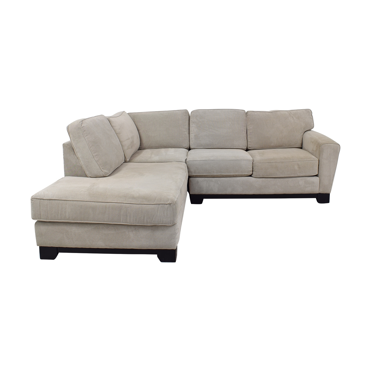 [%80% Off – Jordan's Furniture Jordan's Furniture Beige L Shaped Within Newest Jordans Sectional Sofas|Jordans Sectional Sofas Within Most Recent 80% Off – Jordan's Furniture Jordan's Furniture Beige L Shaped|Well Liked Jordans Sectional Sofas Throughout 80% Off – Jordan's Furniture Jordan's Furniture Beige L Shaped|Best And Newest 80% Off – Jordan's Furniture Jordan's Furniture Beige L Shaped For Jordans Sectional Sofas%] (View 5 of 15)