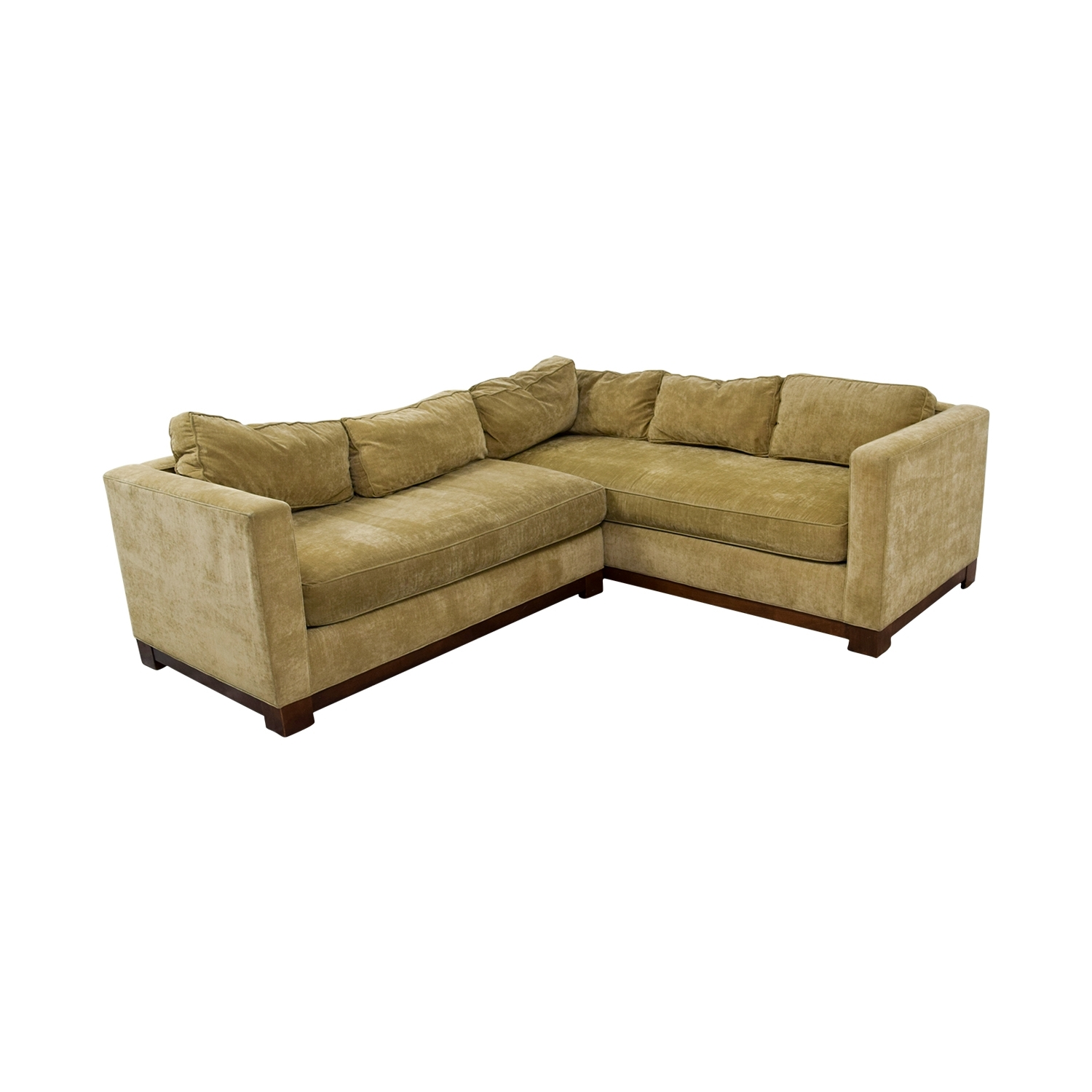[%84% Off – Mitchell Gold + Bob Williams Mitchell Gold + Bob In Latest Gold Sectional Sofas|Gold Sectional Sofas With Preferred 84% Off – Mitchell Gold + Bob Williams Mitchell Gold + Bob|Fashionable Gold Sectional Sofas Within 84% Off – Mitchell Gold + Bob Williams Mitchell Gold + Bob|Well Known 84% Off – Mitchell Gold + Bob Williams Mitchell Gold + Bob Intended For Gold Sectional Sofas%] (View 1 of 15)