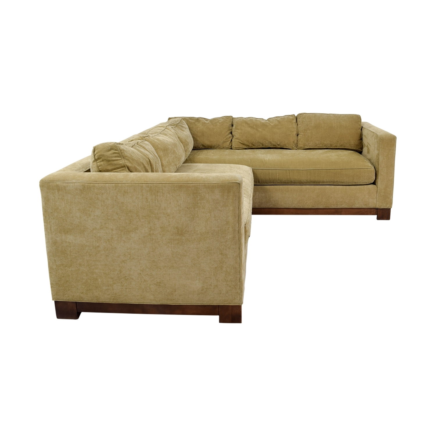 [%84% Off – Mitchell Gold + Bob Williams Mitchell Gold + Bob Throughout Well Known Gold Sectional Sofas|Gold Sectional Sofas Throughout Well Known 84% Off – Mitchell Gold + Bob Williams Mitchell Gold + Bob|Most Current Gold Sectional Sofas Pertaining To 84% Off – Mitchell Gold + Bob Williams Mitchell Gold + Bob|Most Popular 84% Off – Mitchell Gold + Bob Williams Mitchell Gold + Bob For Gold Sectional Sofas%] (View 12 of 15)