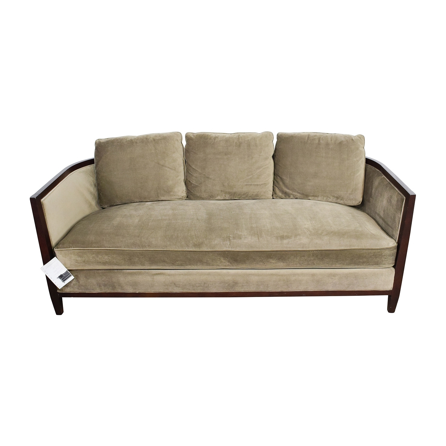 [%85% Off – Bernhardt Bernhardt Tan Single Cushion Sofa / Sofas Inside Famous Single Sofas|Single Sofas Throughout Well Known 85% Off – Bernhardt Bernhardt Tan Single Cushion Sofa / Sofas|Popular Single Sofas For 85% Off – Bernhardt Bernhardt Tan Single Cushion Sofa / Sofas|2017 85% Off – Bernhardt Bernhardt Tan Single Cushion Sofa / Sofas Pertaining To Single Sofas%] (View 1 of 15)