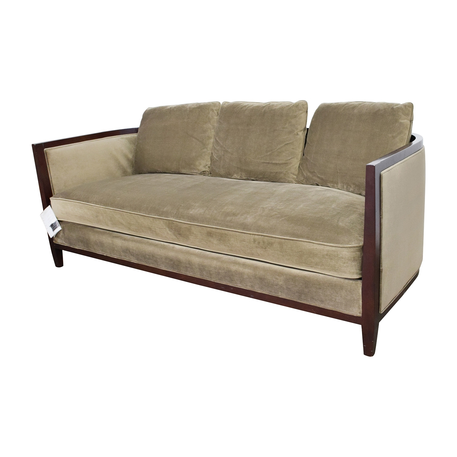 [%85% Off – Bernhardt Bernhardt Tan Single Cushion Sofa / Sofas Inside Well Liked One Cushion Sofas|One Cushion Sofas Pertaining To Popular 85% Off – Bernhardt Bernhardt Tan Single Cushion Sofa / Sofas|Recent One Cushion Sofas In 85% Off – Bernhardt Bernhardt Tan Single Cushion Sofa / Sofas|Famous 85% Off – Bernhardt Bernhardt Tan Single Cushion Sofa / Sofas In One Cushion Sofas%] (View 2 of 15)