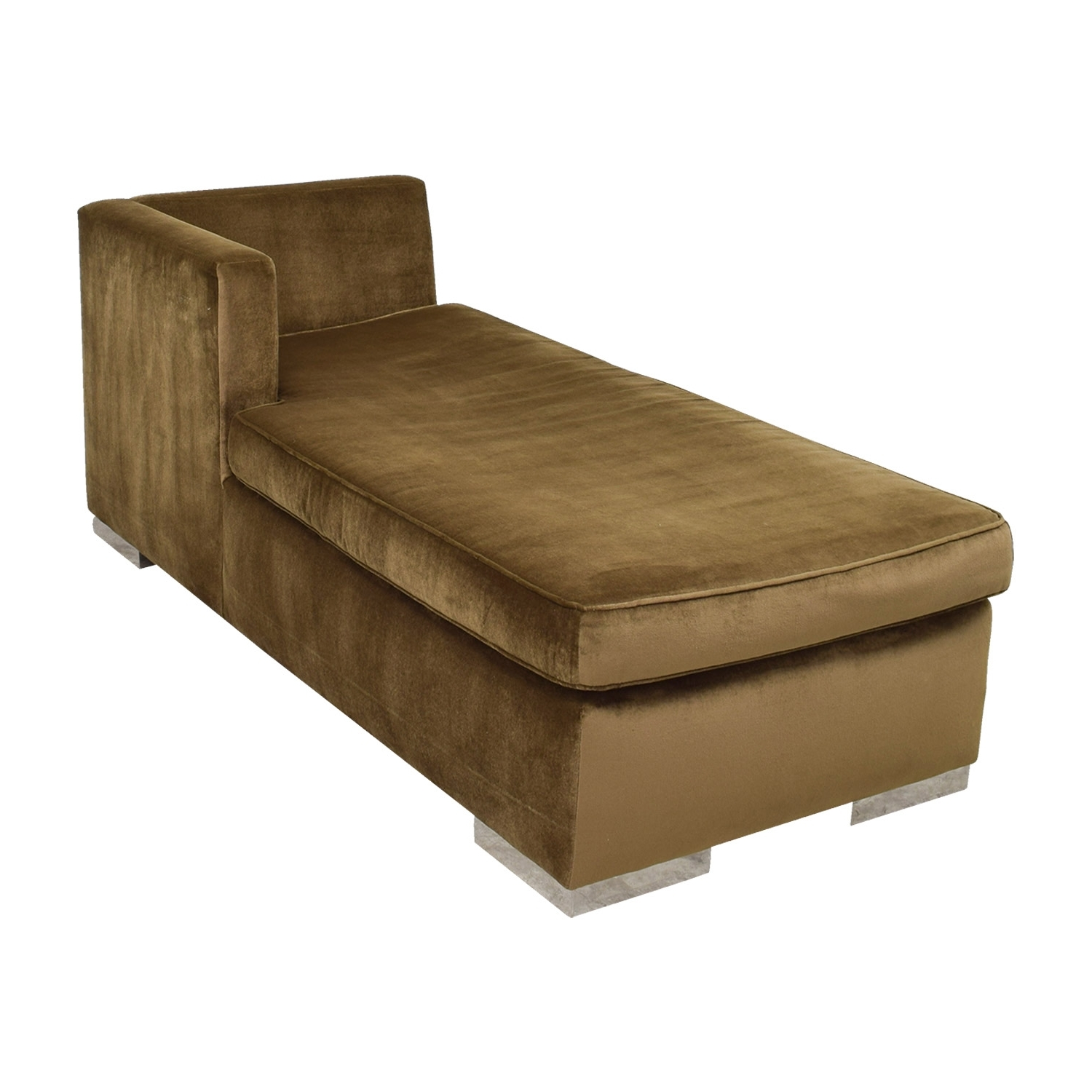 [%85% Off – Leija Designs Leija Designs Brown Mohair Chaise Lounger Intended For 2017 Brown Chaises|Brown Chaises In Well Known 85% Off – Leija Designs Leija Designs Brown Mohair Chaise Lounger|Newest Brown Chaises Intended For 85% Off – Leija Designs Leija Designs Brown Mohair Chaise Lounger|Preferred 85% Off – Leija Designs Leija Designs Brown Mohair Chaise Lounger Throughout Brown Chaises%] (View 10 of 15)