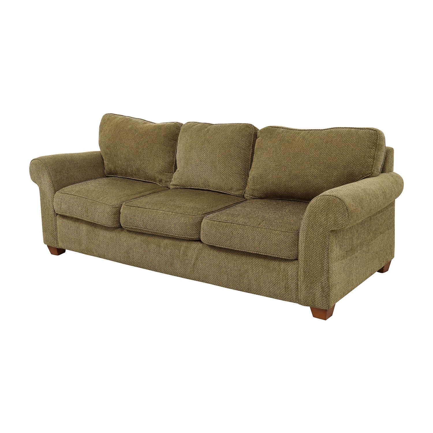 [%90% Off – Bloomingdale's Bloomingdale's Beige Tweed Fabric Sofa Pertaining To Latest Tweed Fabric Sofas|Tweed Fabric Sofas Inside Most Up To Date 90% Off – Bloomingdale's Bloomingdale's Beige Tweed Fabric Sofa|2018 Tweed Fabric Sofas In 90% Off – Bloomingdale's Bloomingdale's Beige Tweed Fabric Sofa|Best And Newest 90% Off – Bloomingdale's Bloomingdale's Beige Tweed Fabric Sofa Intended For Tweed Fabric Sofas%] (View 1 of 15)