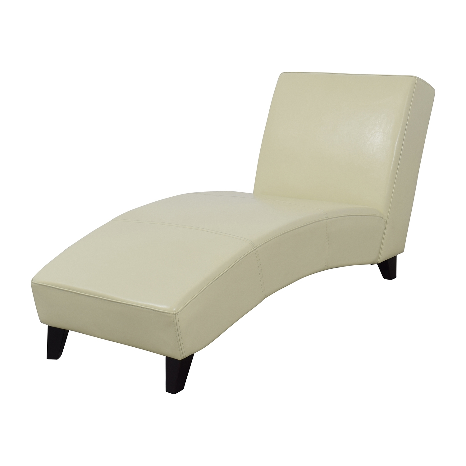 [%90% Off – Wayfair Wayfair White Leather Chaise / Sofas With Most Recently Released White Leather Chaises|White Leather Chaises In Most Recent 90% Off – Wayfair Wayfair White Leather Chaise / Sofas|Best And Newest White Leather Chaises Pertaining To 90% Off – Wayfair Wayfair White Leather Chaise / Sofas|Well Liked 90% Off – Wayfair Wayfair White Leather Chaise / Sofas Pertaining To White Leather Chaises%] (View 9 of 15)
