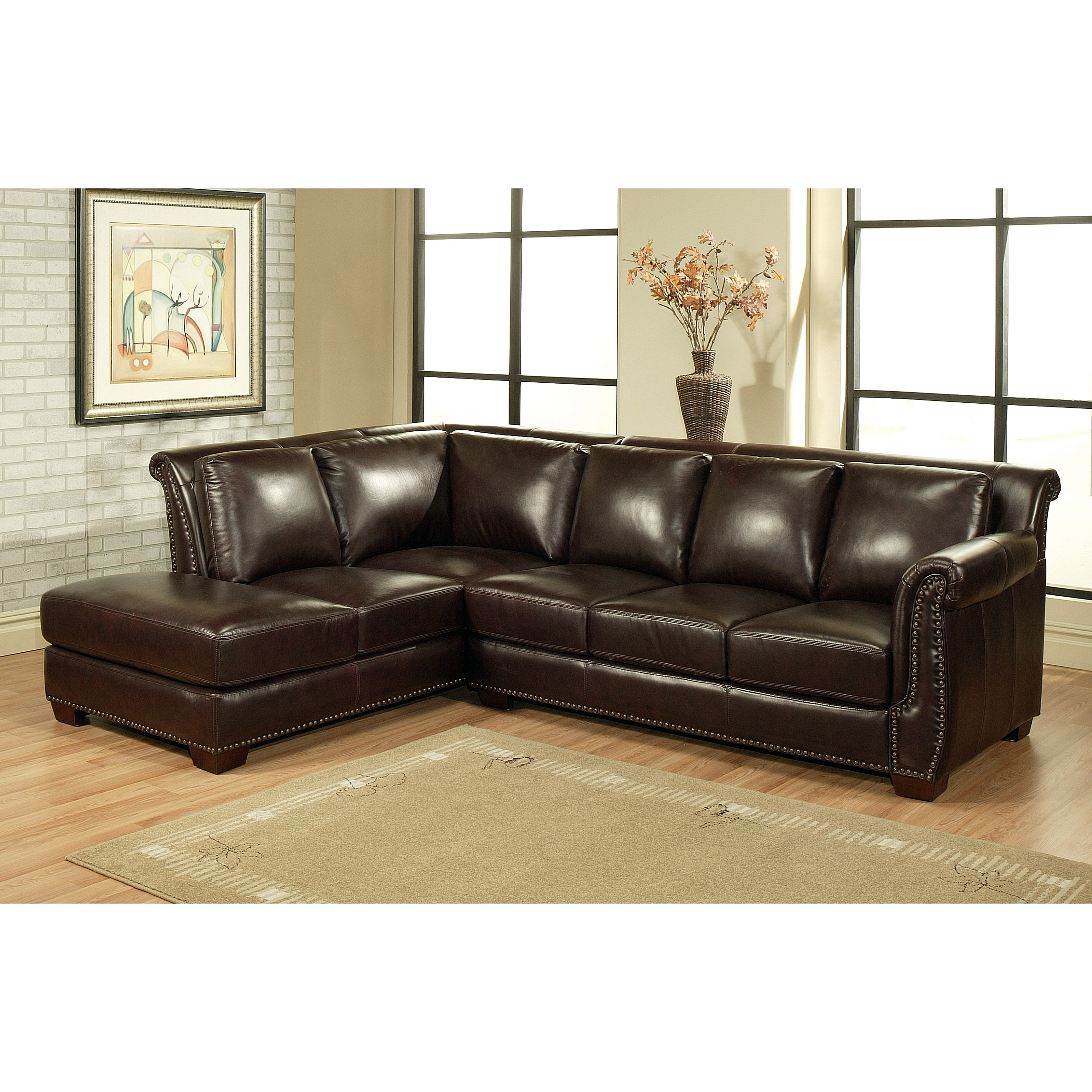 Abbyson Sectional Sofas For Well Known Sectional Sofa Design: Elegant Abbyson Sectional Sofa Abbyson (View 5 of 15)