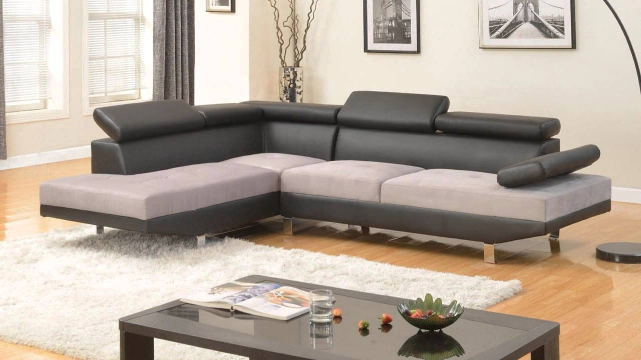 Affordable Mid Century Sofas Small Sectional Sofa Ikea Best Modern Intended For Current Modern Microfiber Sectional Sofas (View 1 of 15)