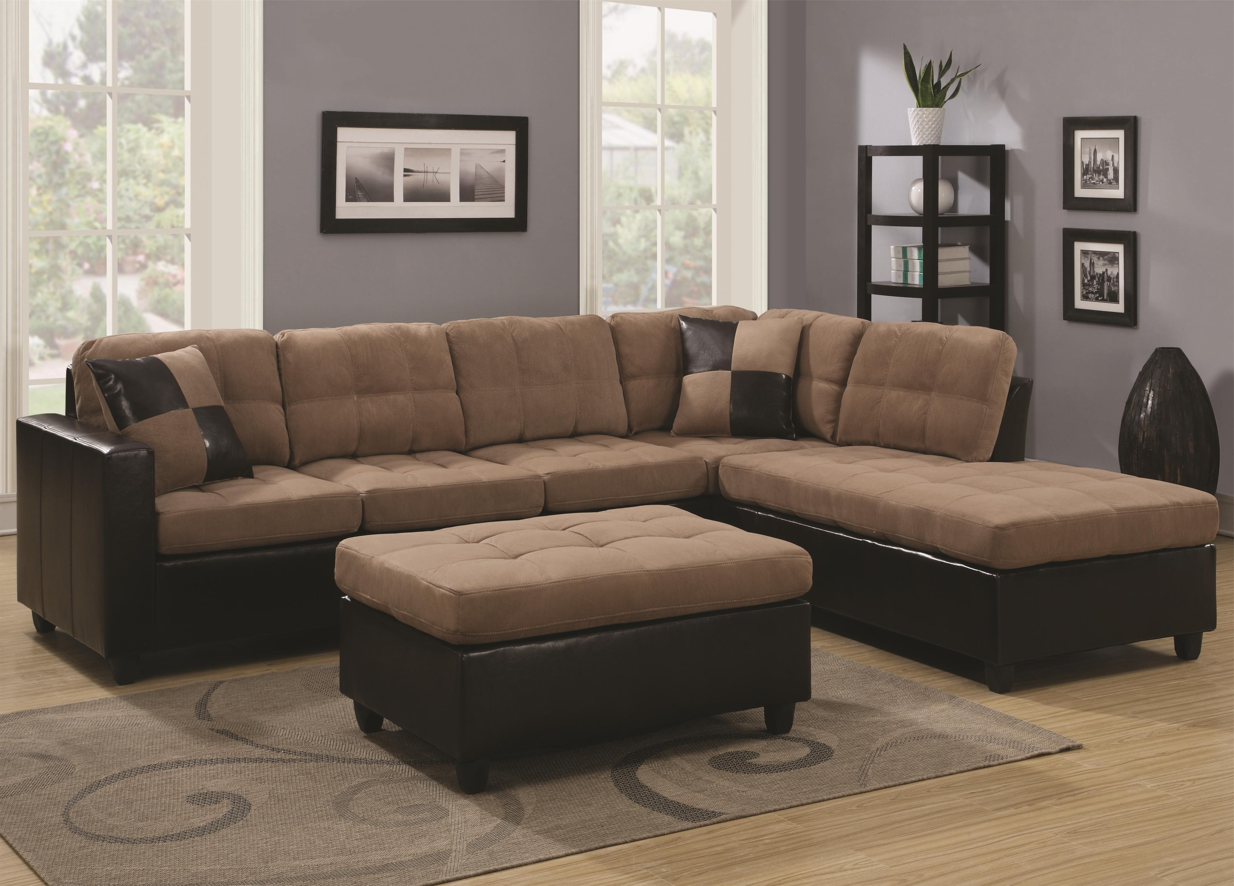 Affordable Sectional Sofas Intended For Latest Sectional Sofas On Sale (View 3 of 15)
