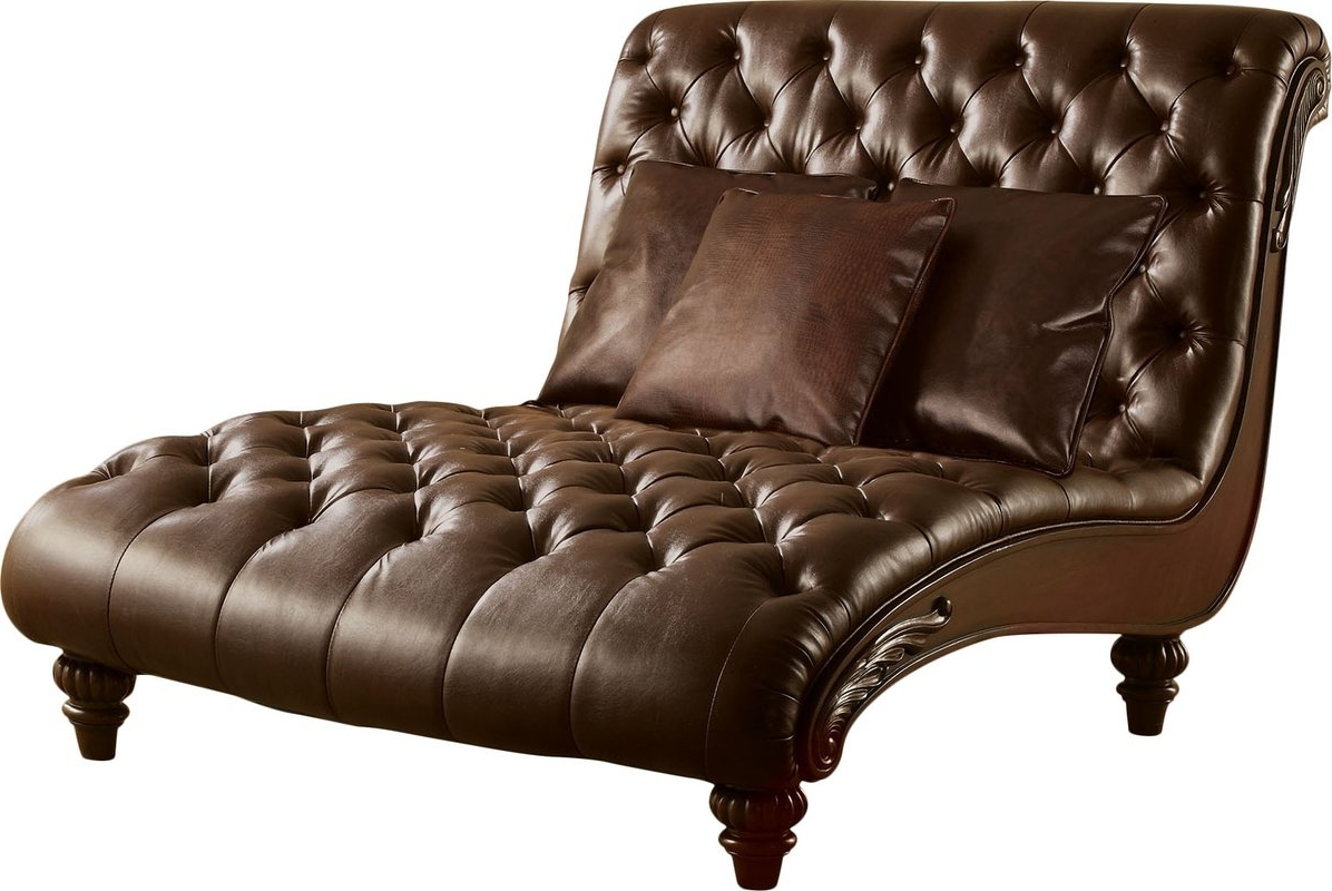 A&j Homes Studio Anondale Chaise Lounge & Reviews (View 9 of 15)