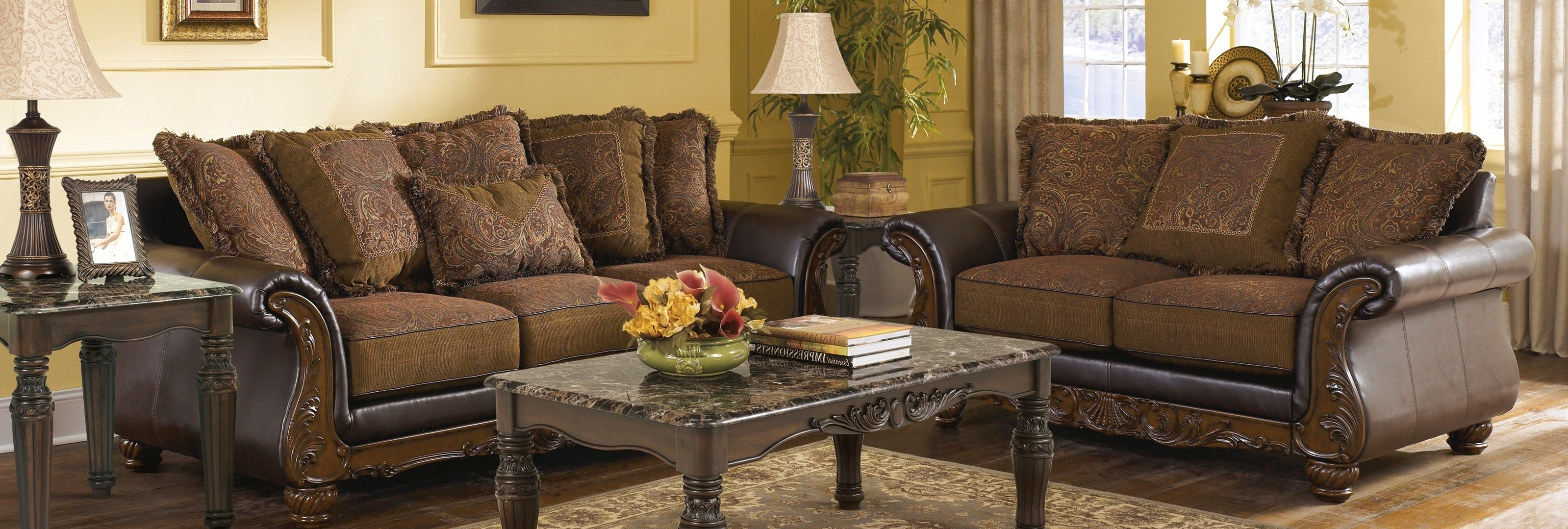 Amazing Idea Aarons Living Room Furniture Ideas Brown Adorable With Regard To 2017 Sectional Sofas At Aarons (View 2 of 15)