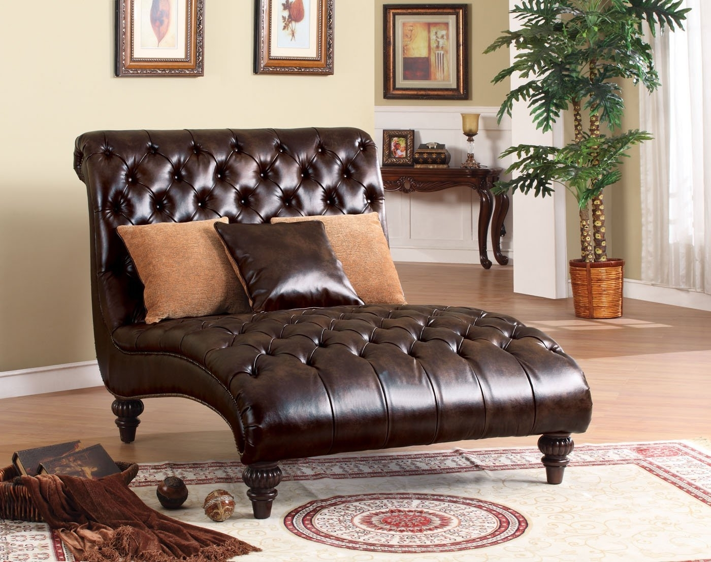 Featured Photo of Chaise Lounges For Two