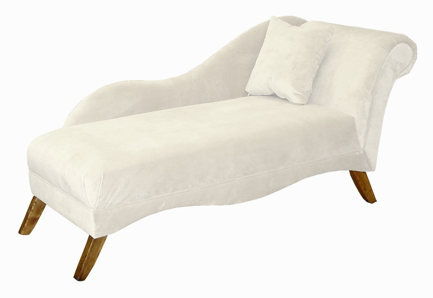 Amazon: Isabella Single Arm Chaise Loungeskyline Furniture In Well Known Chaise Lounge Chairs Without Arms (View 1 of 15)