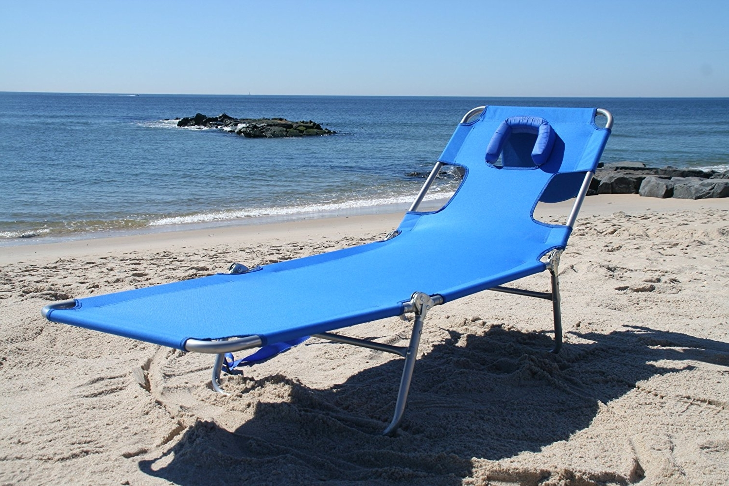 Amazon: Ostrich Lounge Chaise: Garden & Outdoor For Trendy Beach Chaise Lounges (View 10 of 15)