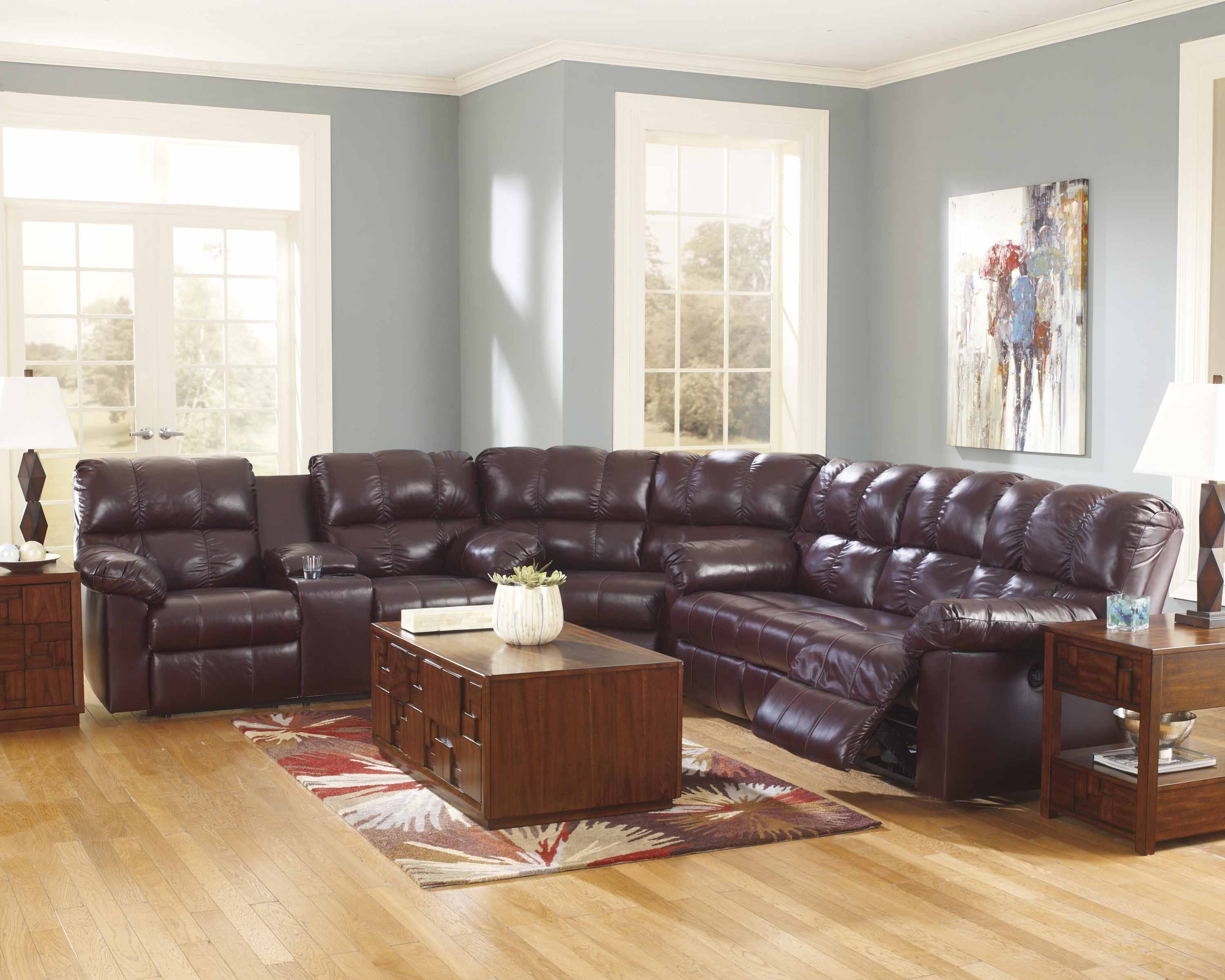 American Freight Sectionals Pertaining To Erie Pa Sectional Sofas (View 15 of 15)