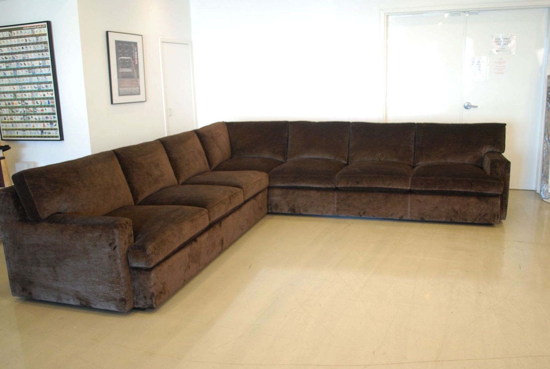 Amusing Large L Shaped Sectional Sofas 99 On The Brick Sofa Bed With Regard To Most Recently Released Sectional Sofas At Brick (View 1 of 15)