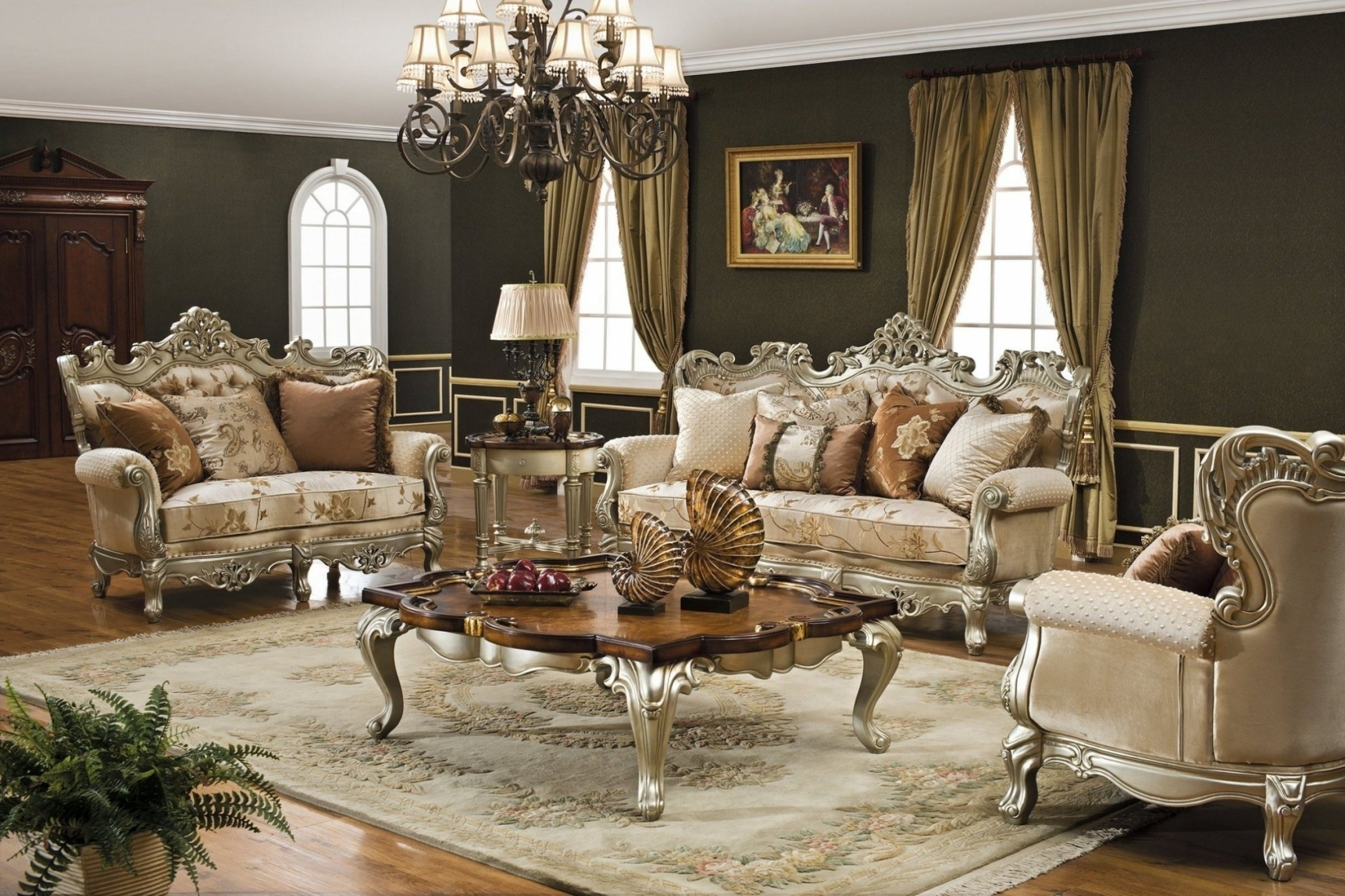 Amusing Living Room Furniture Sets Sofas Couches Fancy In Famous Fancy Sofas (View 14 of 15)