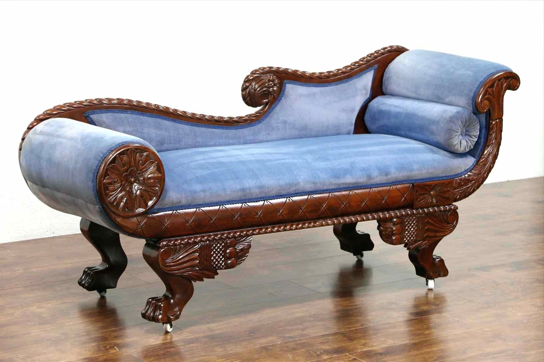 Antique Chaise Lounge Chair • Lounge Chairs Ideas Pertaining To 2017 Vintage Indoor Chaise Lounge Chairs (View 2 of 15)