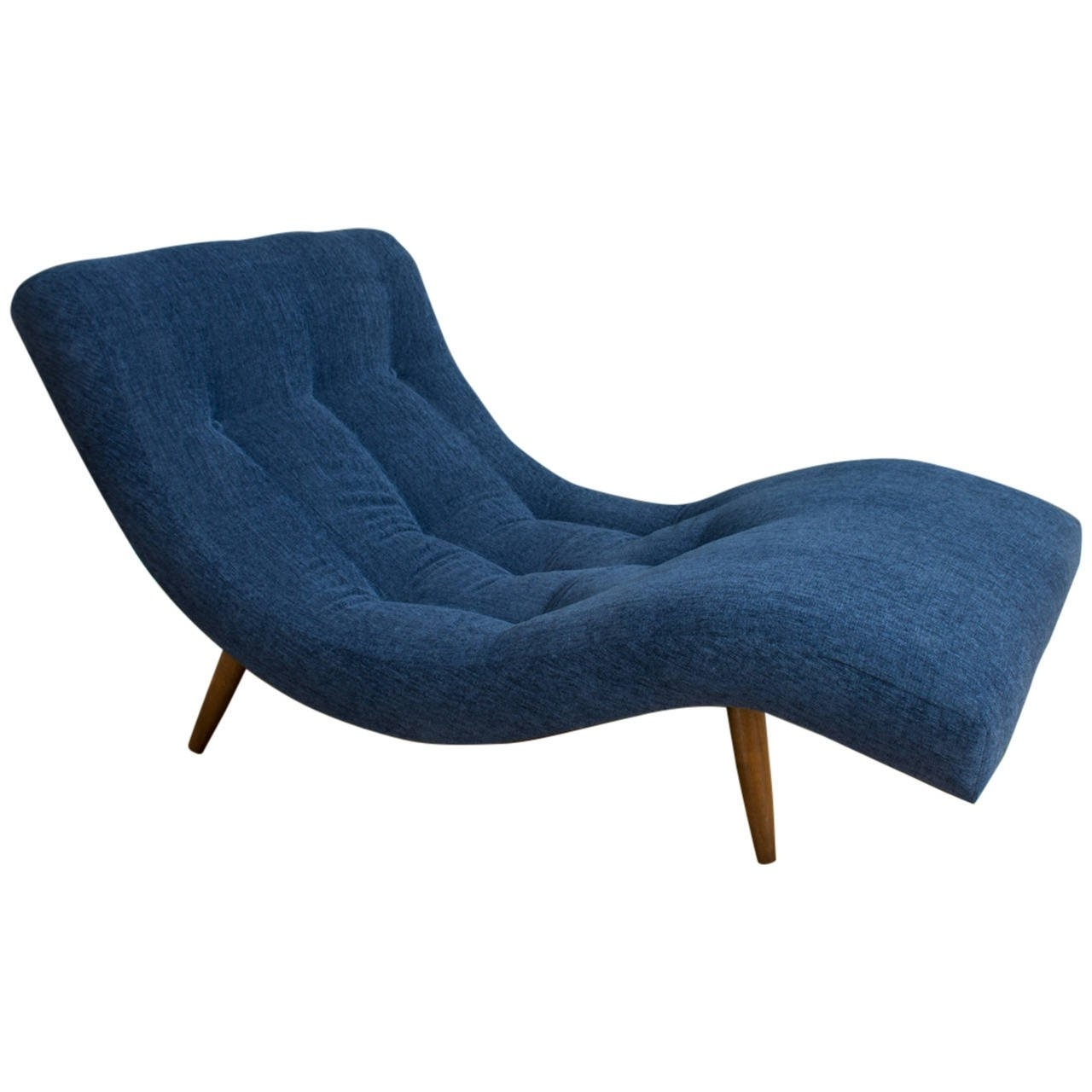 Antique Chaise Lounge Chair – Vintage Chaise Lounge Craigslist With Regard To Well Liked Mid Century Chaises (View 9 of 15)