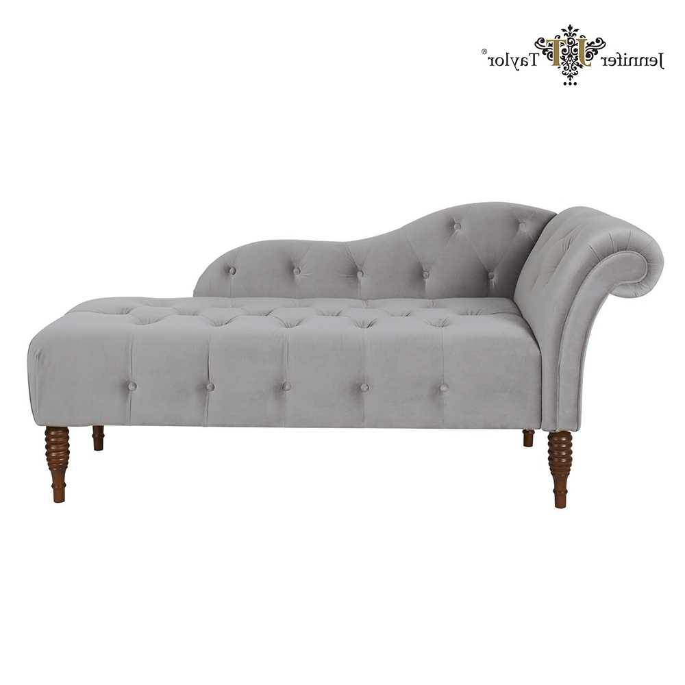 Antique French Chaise Lounge, Antique French Chaise Lounge Throughout Latest French Chaise Lounges (View 4 of 15)