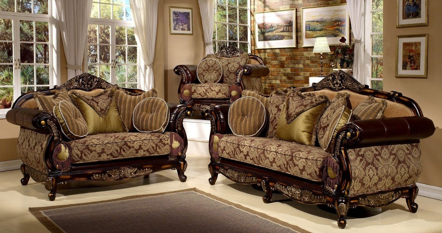 Antique Sofas Intended For Trendy Antique Sofa Styles (View 3 of 15)