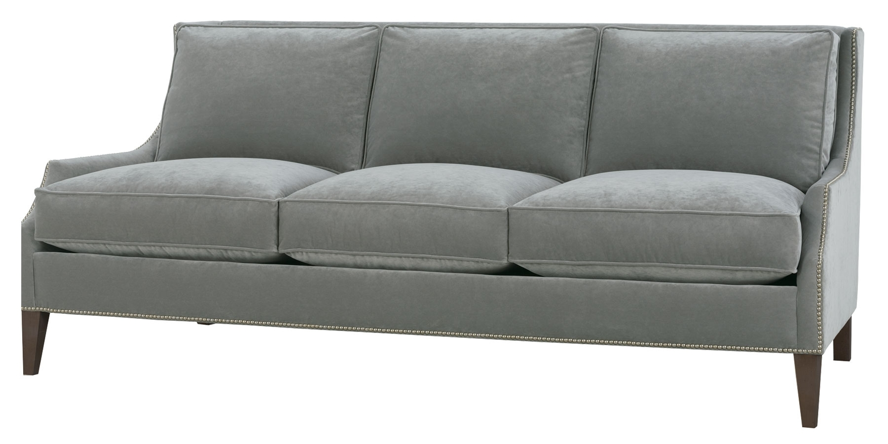 Apartment Size Couch – Home Designs Ideas Online – Tydrakedesign Intended For Latest Apartment Sofas (View 5 of 15)