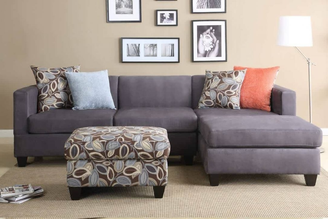 Apartment Size Sectionals With Chaise Regarding Fashionable Couches For Cheap Side Chairs Living Room Furniture Small (View 3 of 15)