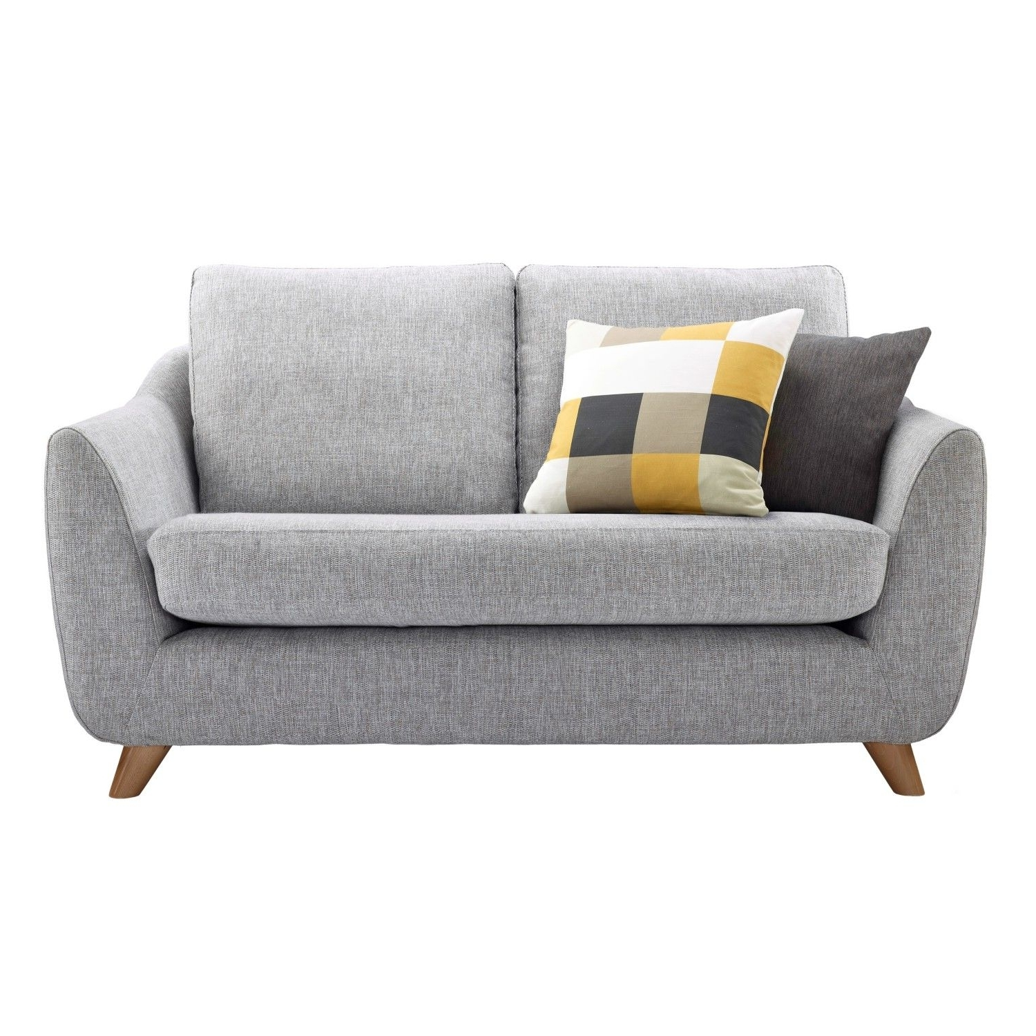 Armchair : Circular Sofa Sleeper Loveseats For Small Spaces Small Throughout Current Small Sofa Chaises (View 2 of 15)
