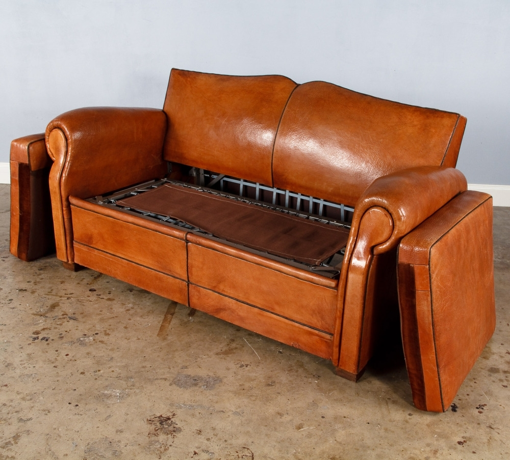 Art Deco Sleeper Sofa (View 10 of 15)