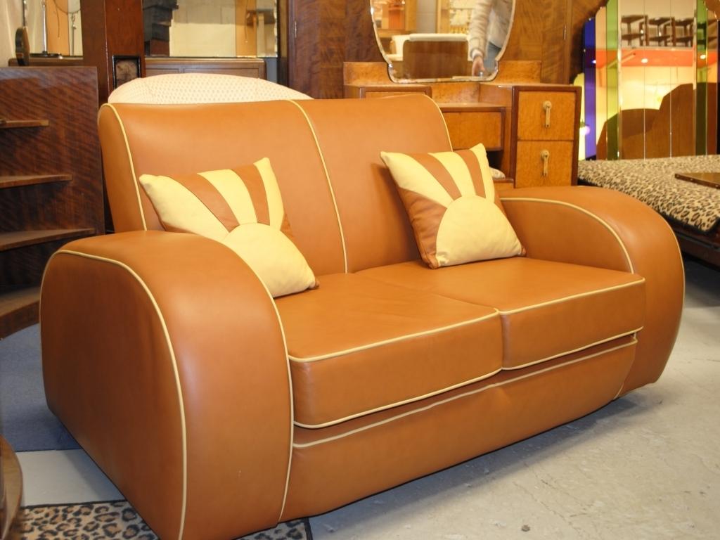 Art Deco Sofas – Art Deco Design Pertaining To Famous Art Deco Sofas (View 11 of 15)