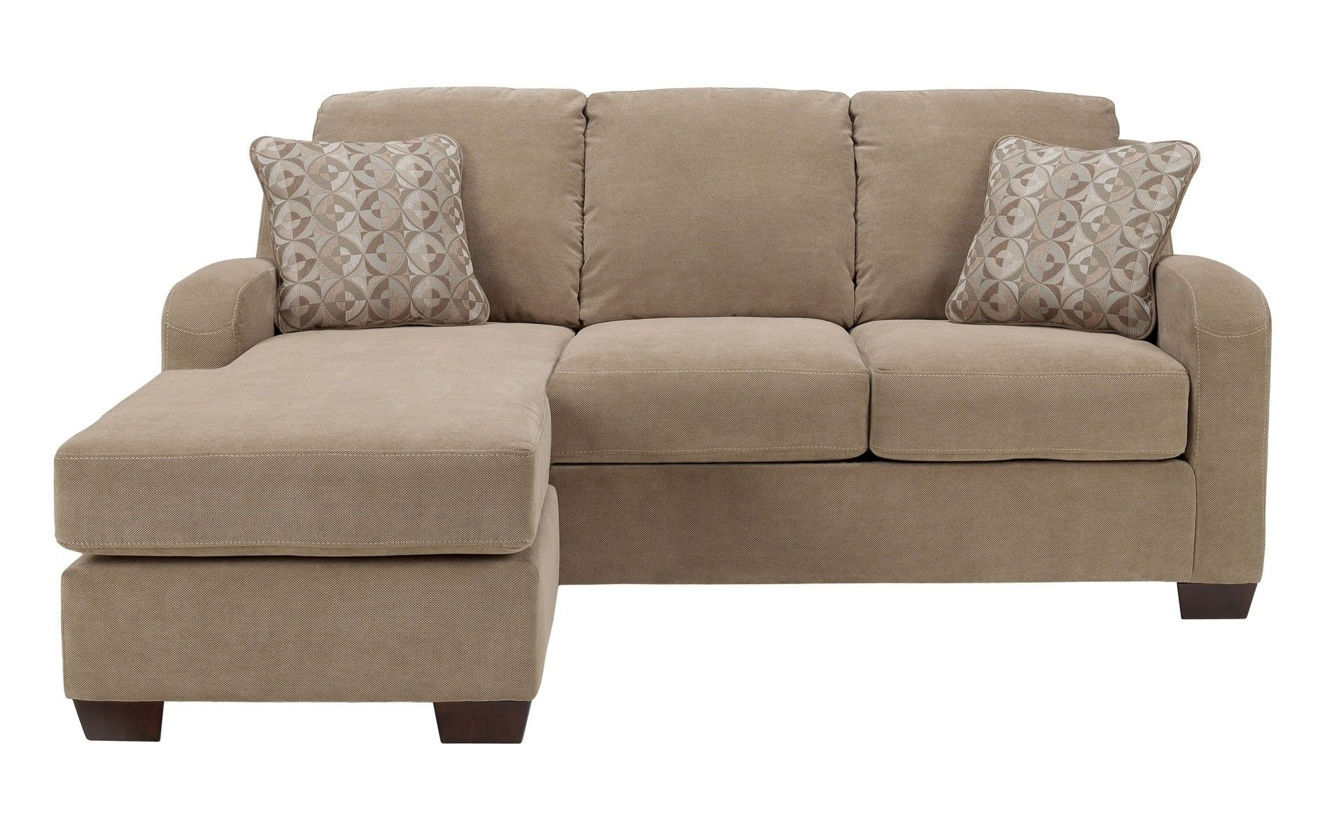 Ashley Circa Sofa Chaise – Taupe (View 1 of 15)